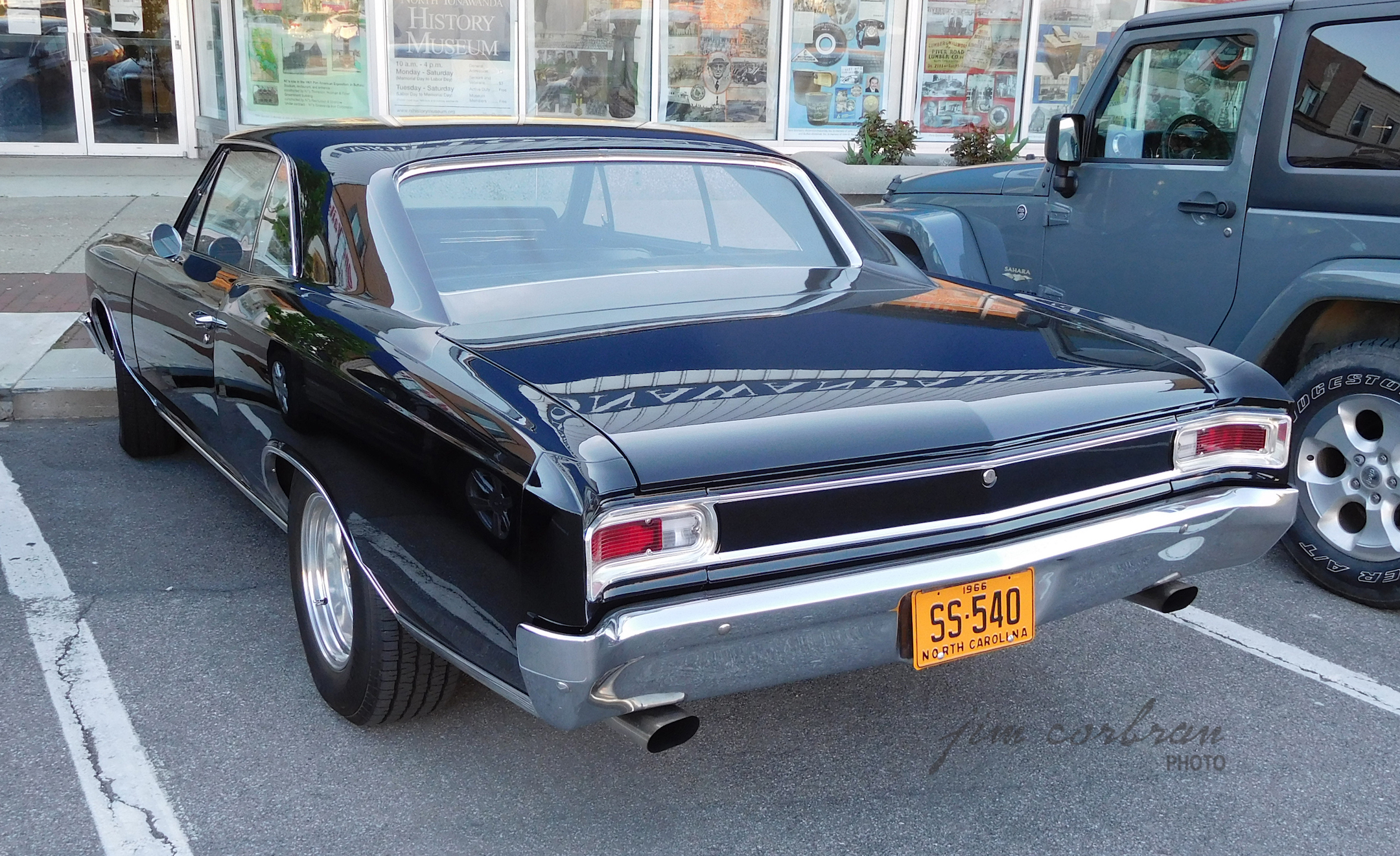 RealRides of WNY - 1966 Chevelle Super Sport