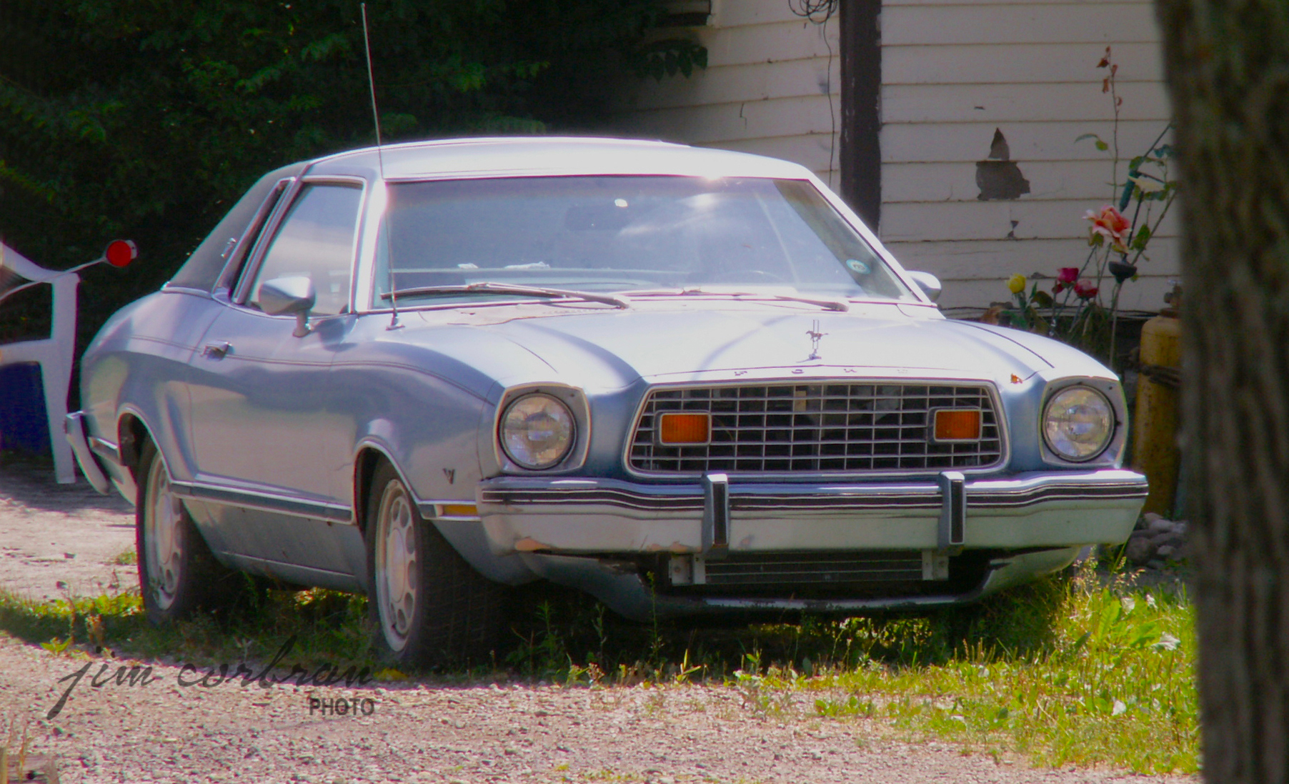 RealRides of WNY - 1975 Mustang II Ghia