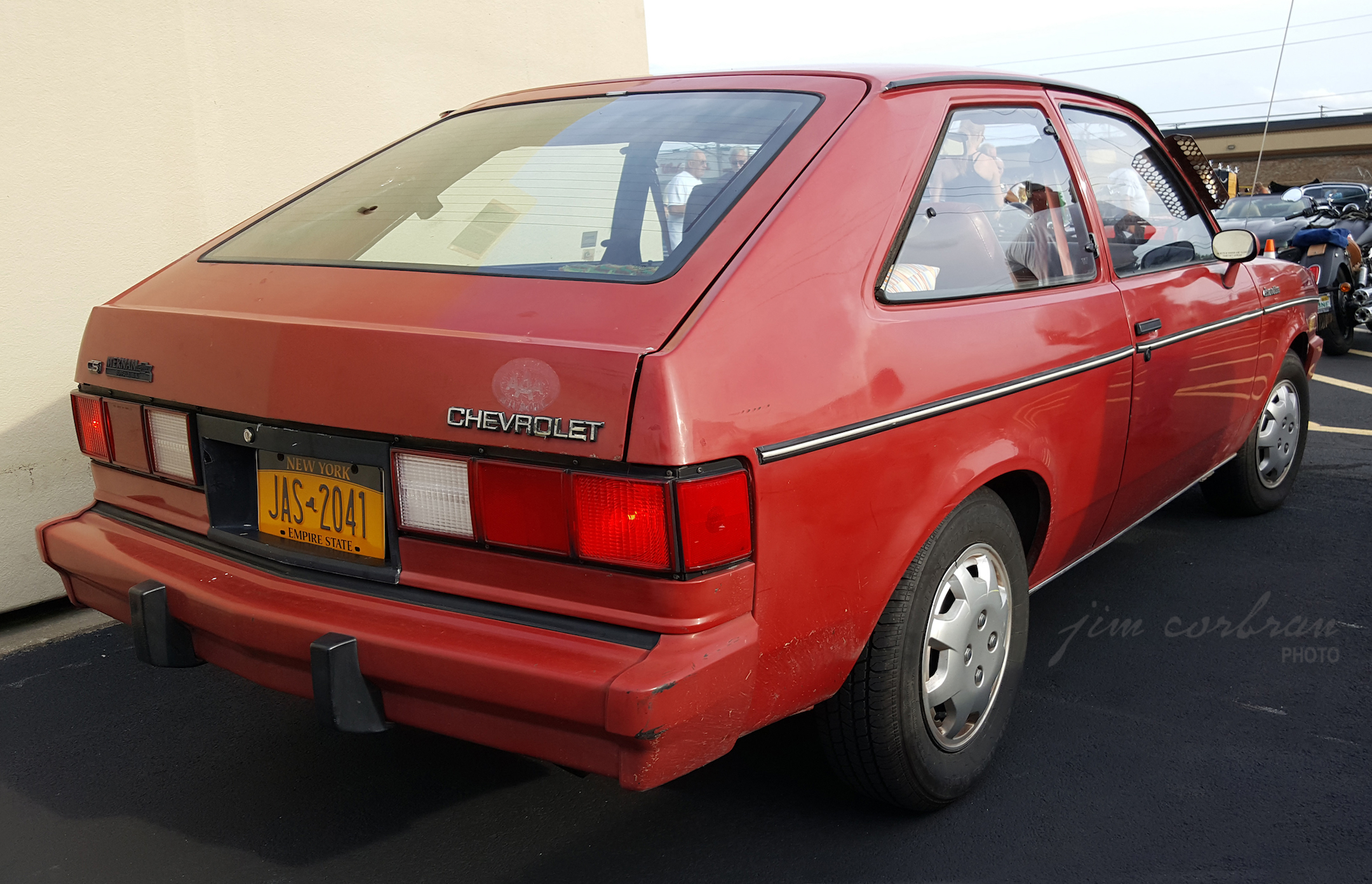 RealRides of WNY - 1985 Chevy Chevette
