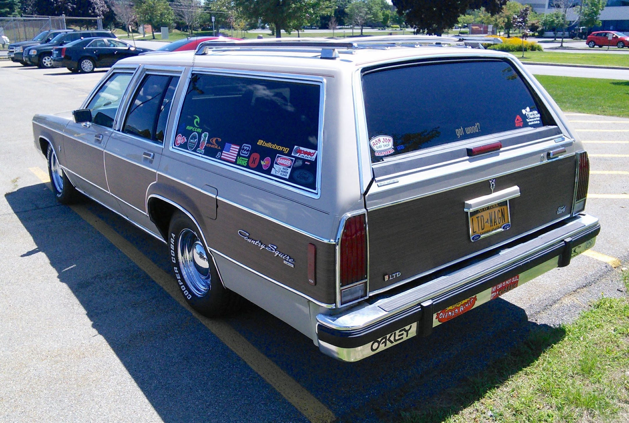 RealRides of WNY - 1988 Ford Country Squire