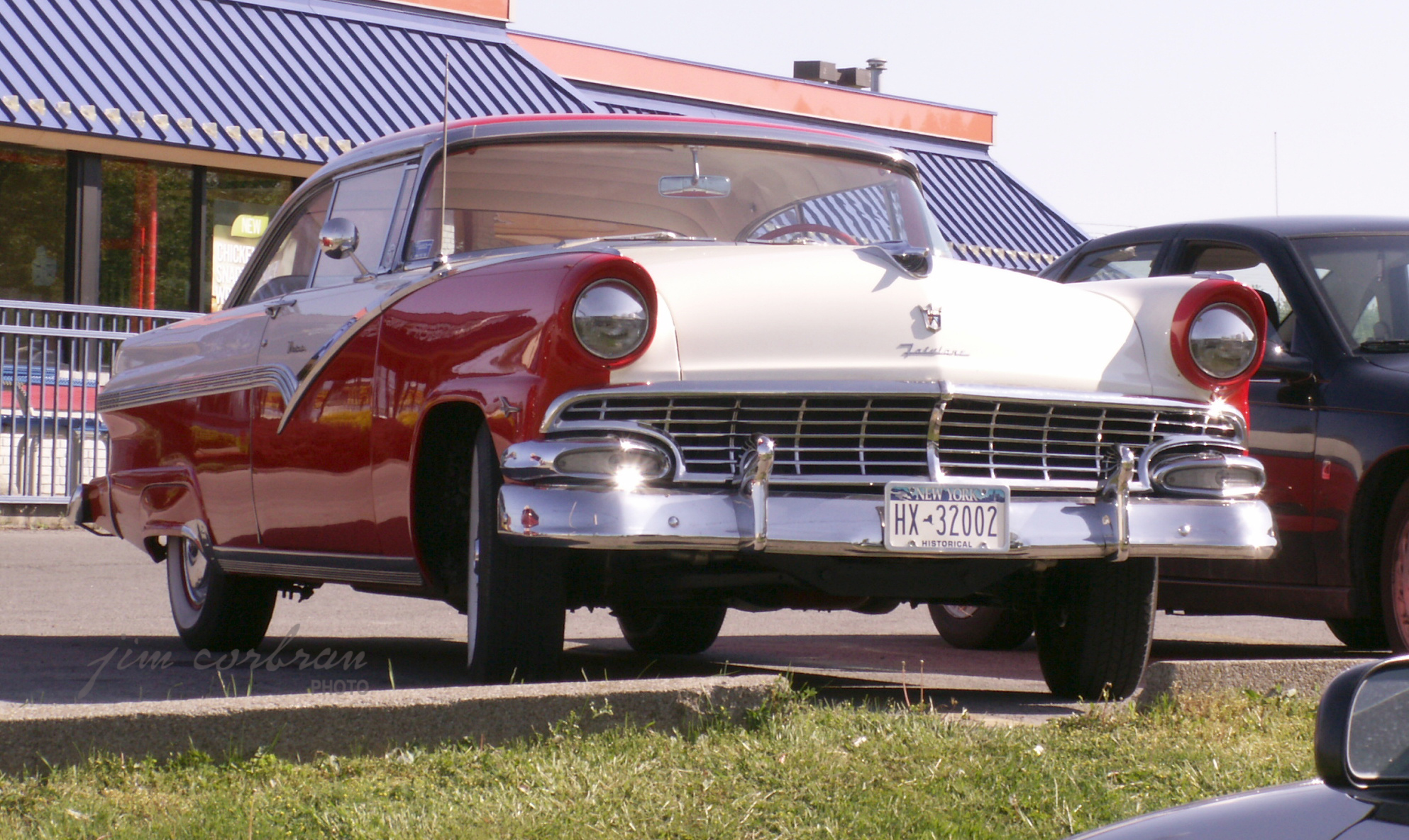 RealRides of WNY - 1956 Ford Fairlane