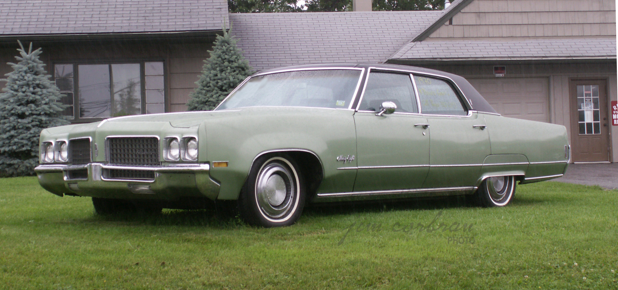RealRides of WNY - 1970 Olds Ninety-Eight