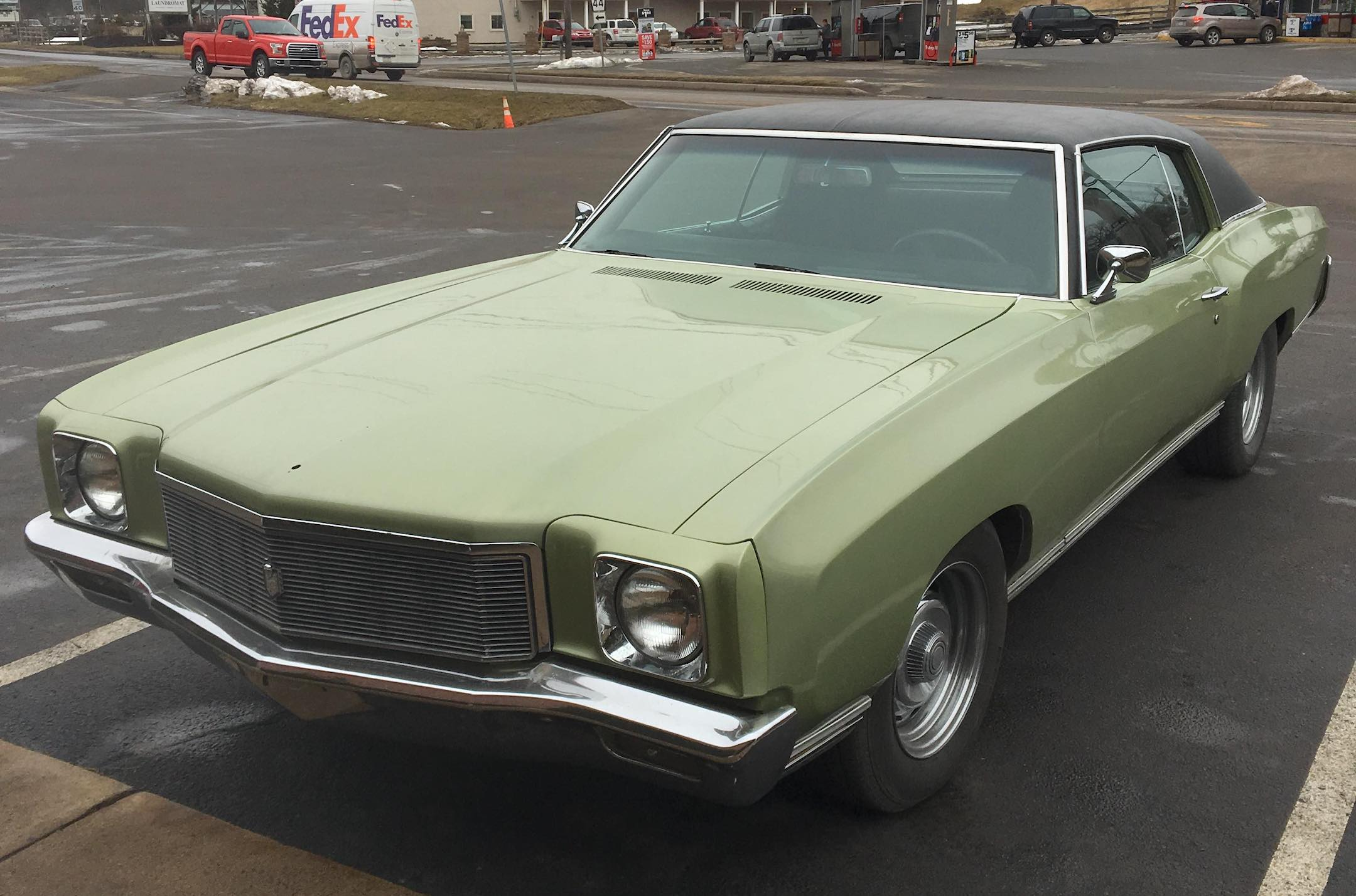 RealRides of WNY (on the road) - 1971 Monte Carlo