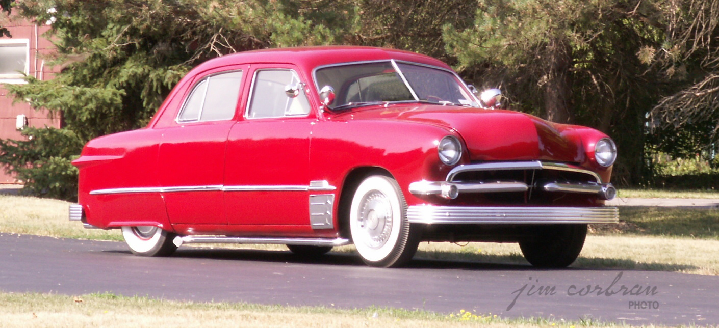 RealRides of WNY - 1951 Ford Fordor
