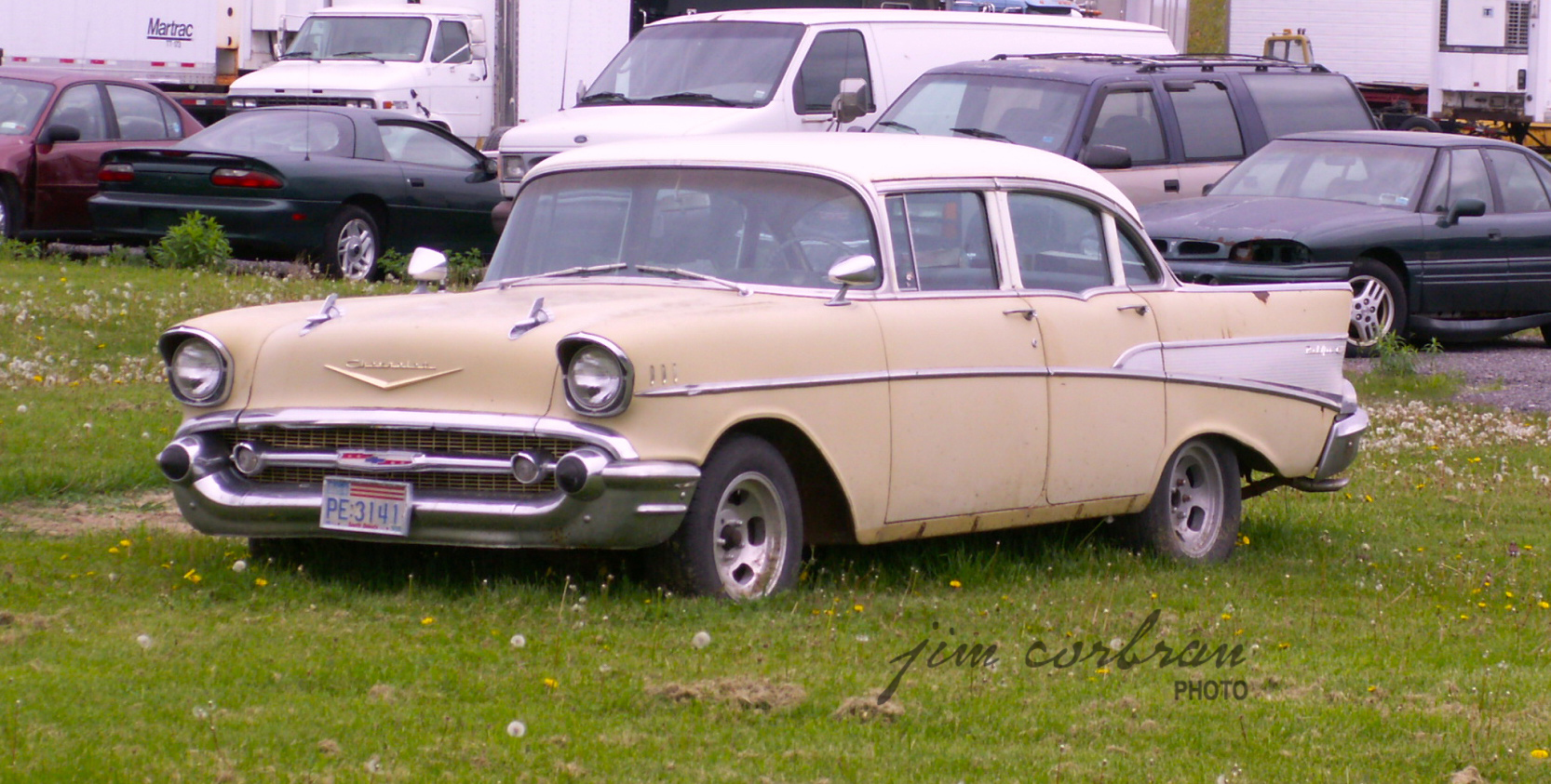 RealRides of WNY - 1957 Chevy Bel Air