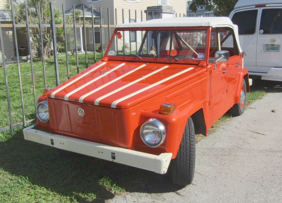RealRides of WNY (on the road) - Volkswagen Thing