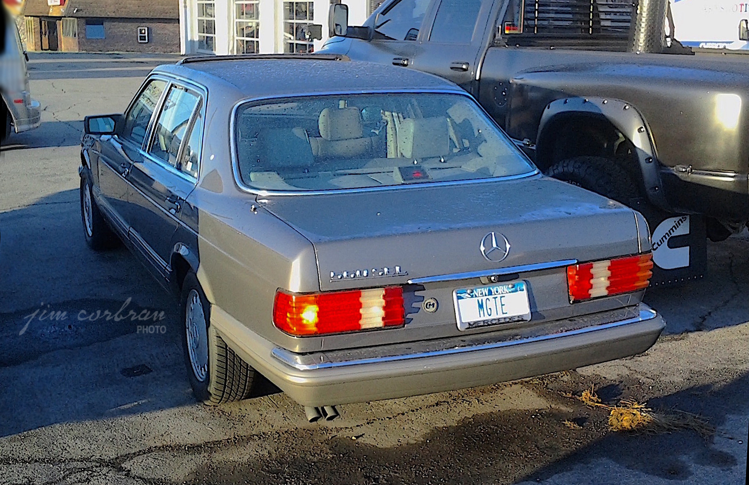 RealRides of WNY - 1988 Mercedes-Benz 560 SEL