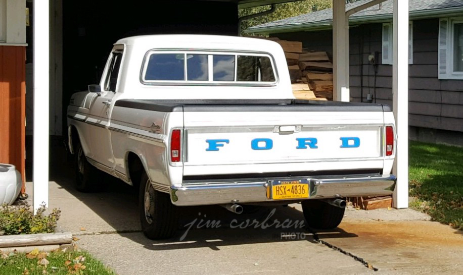 RealRides of WNY - 1967 Ford Ranger