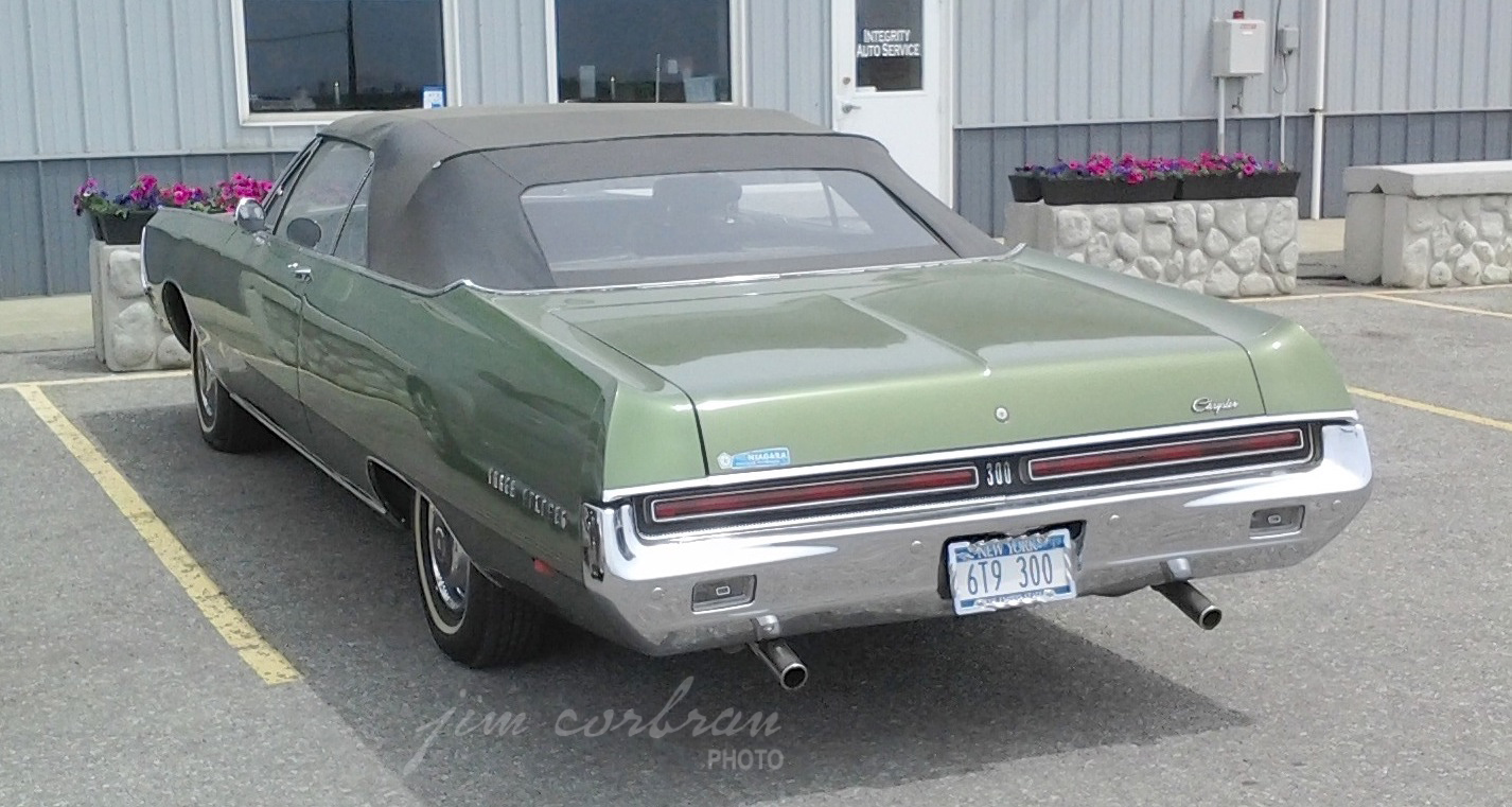 RealRides of WNY - 1969 Chrysler 300