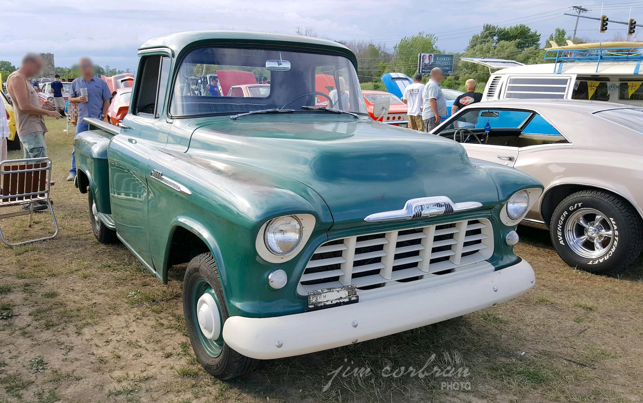 Realrides Of Wny 1956 Chevrolet 3100