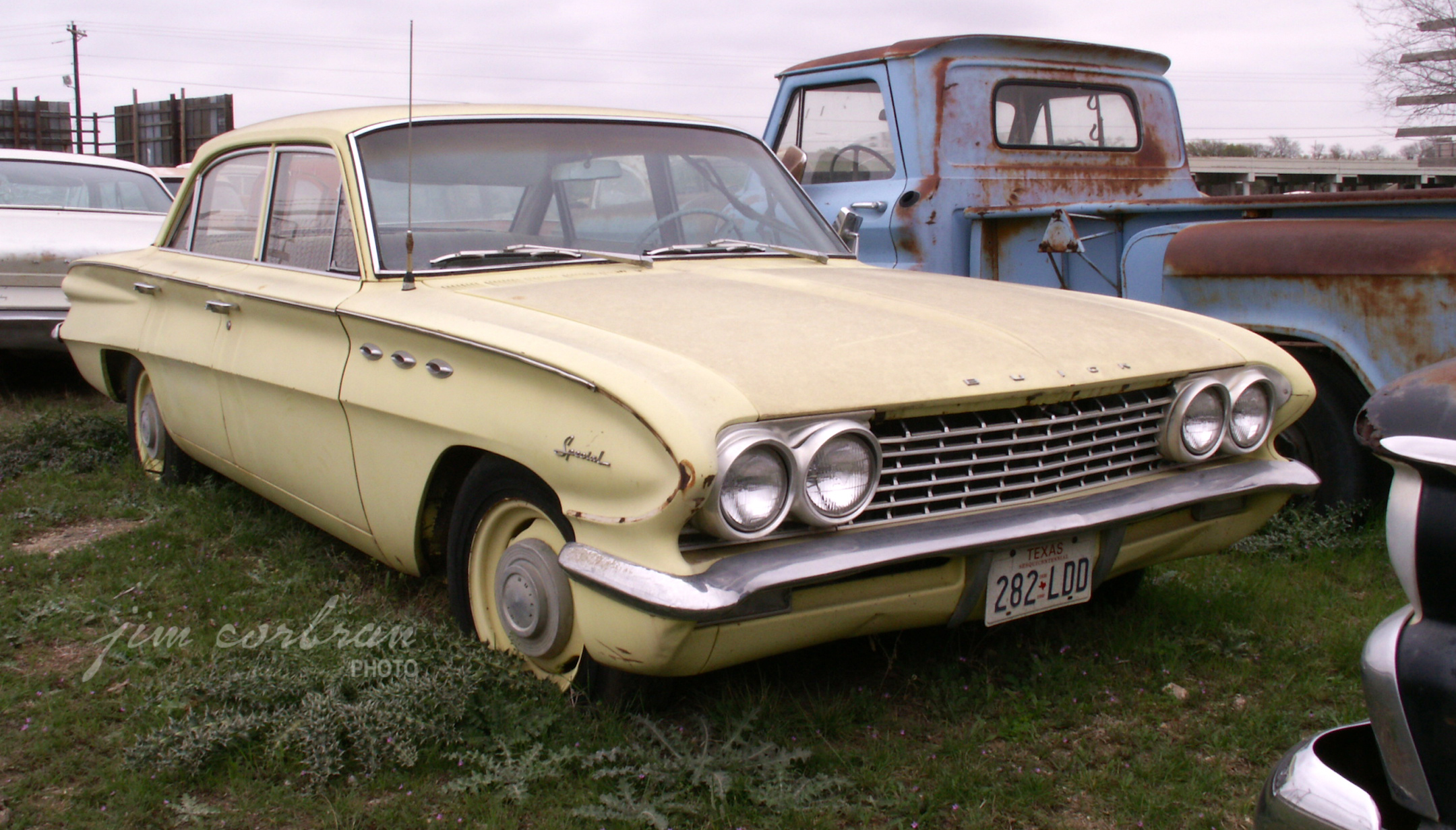 RealRides of WNY (on the road) - 1961 Buick Special