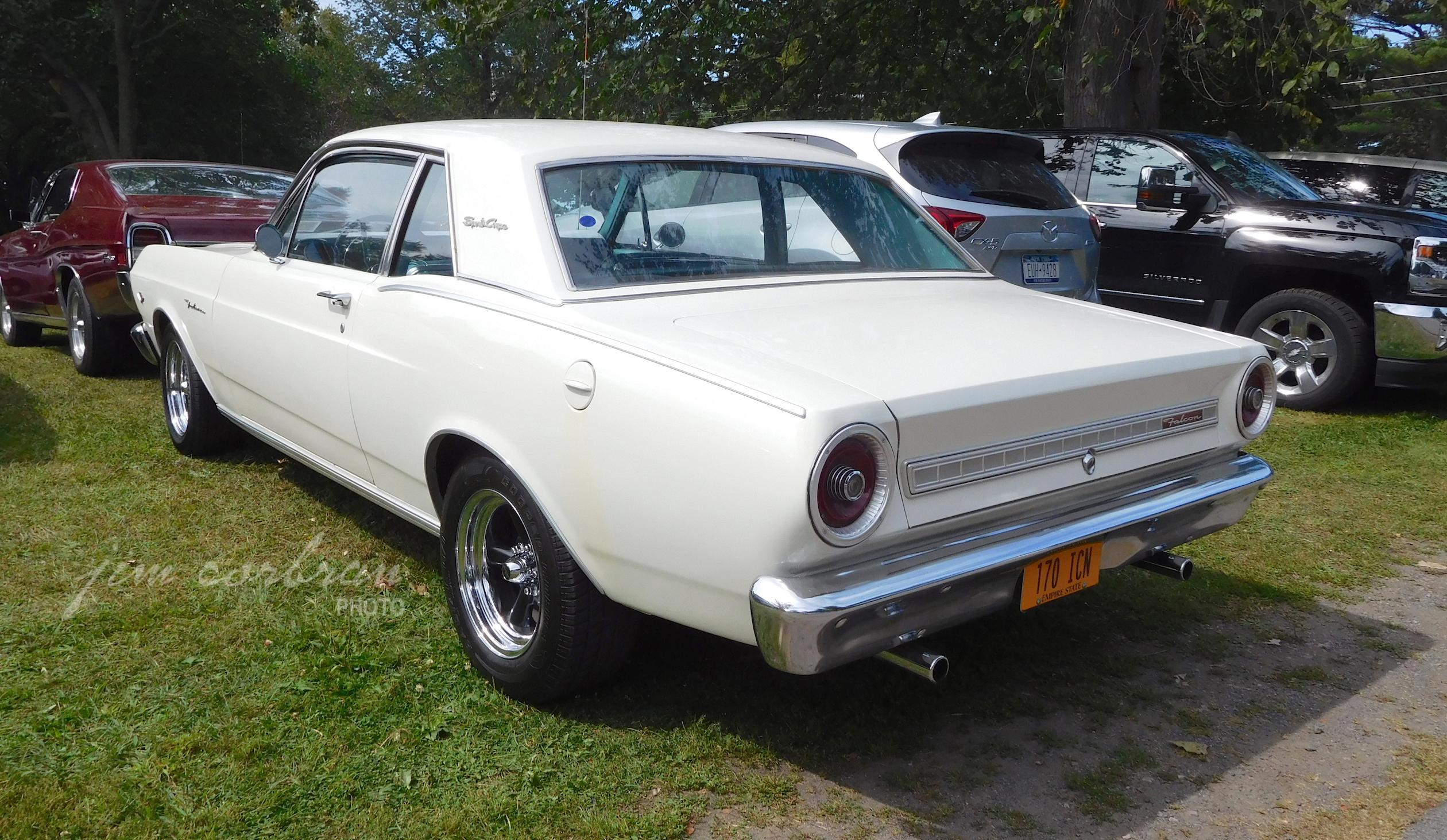 Realrides Of Wny 1966 Ford Falcon