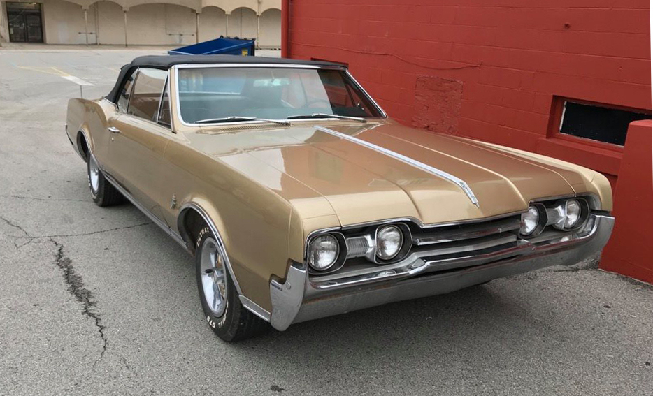 RealRides of WNY (on the road) - 1967 Oldsmobile