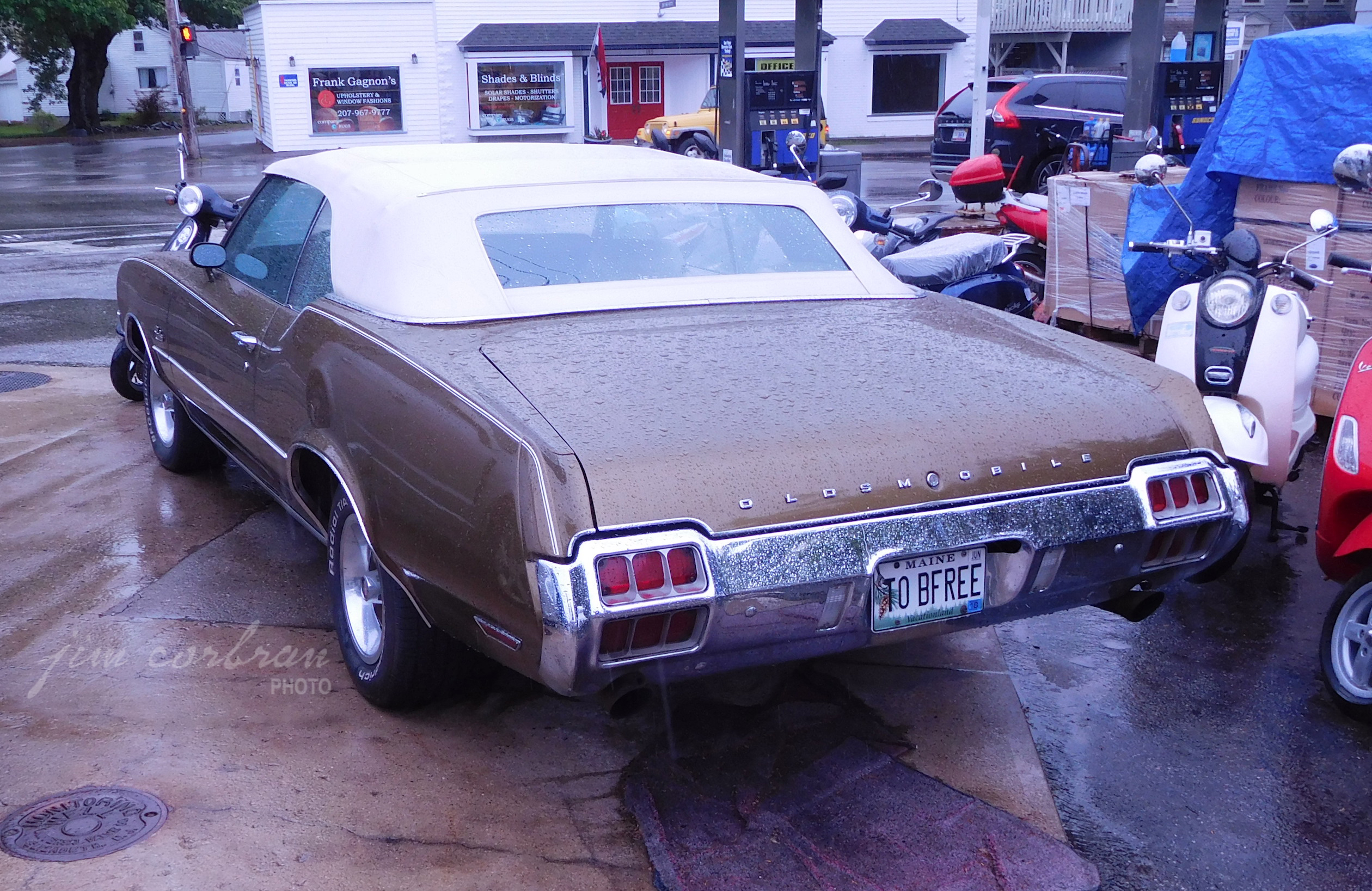 RealRides of WNY (on the road) - 1972 Oldsmobile