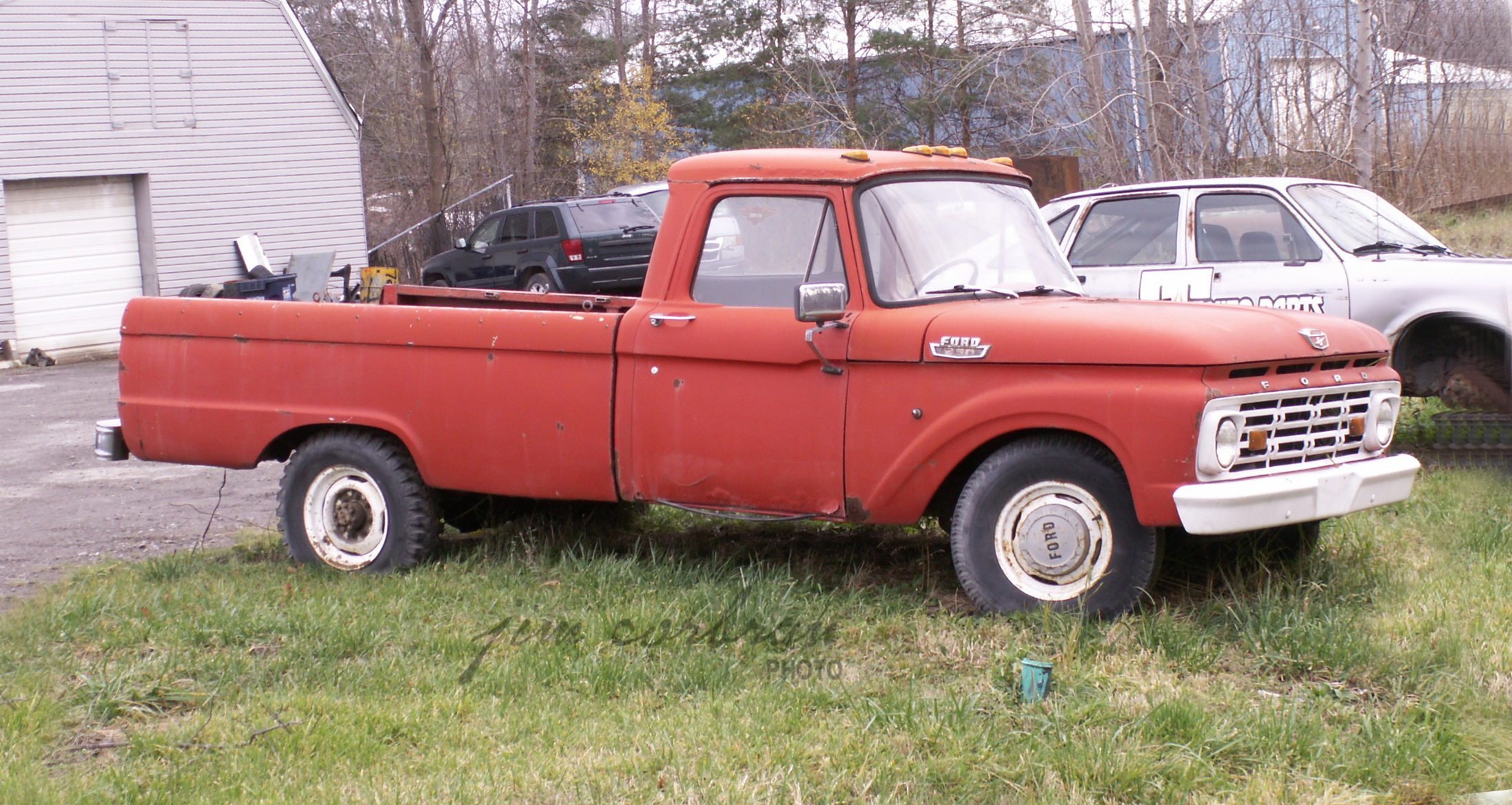 RealRides of WNY - 1964 Ford F-250