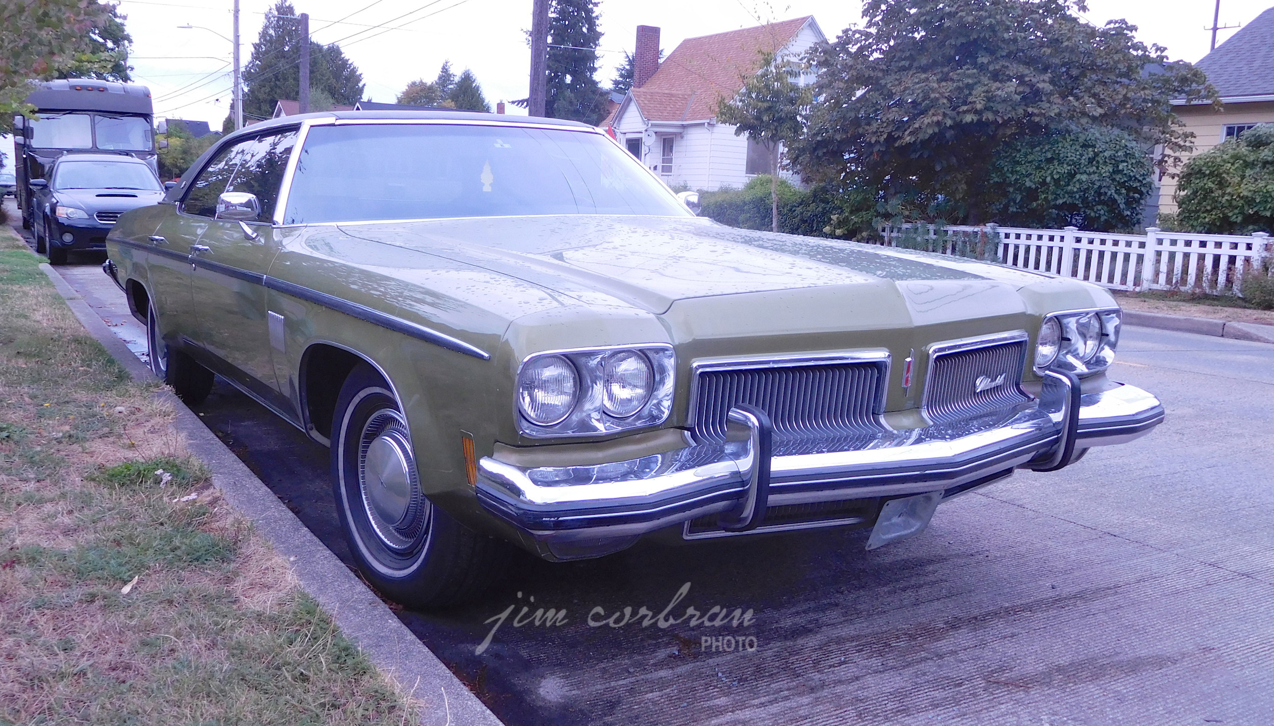 RealRides of WNY (on the road) - 1973 Olds 88