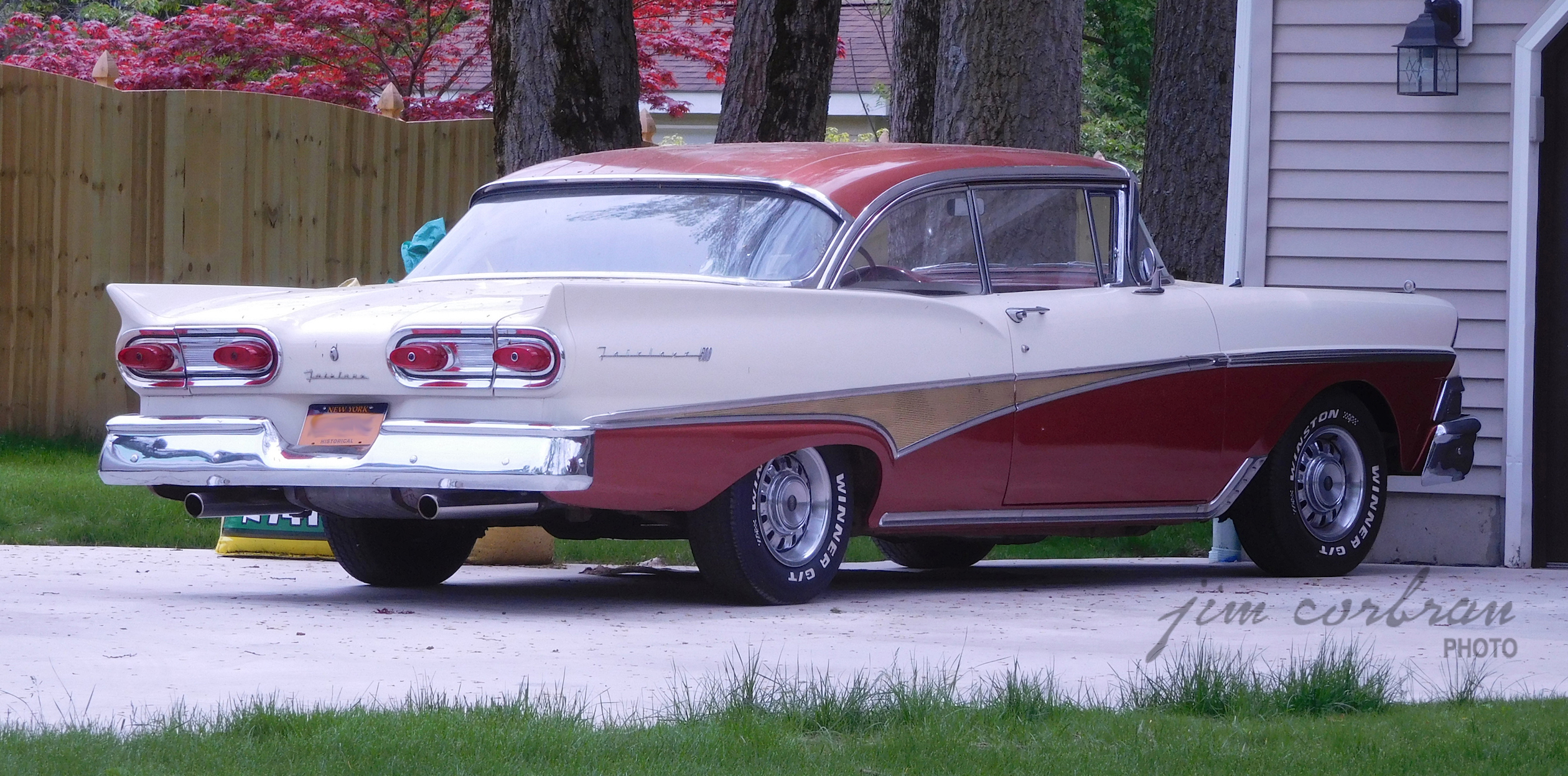 RealRides of WNY - 1958 Ford