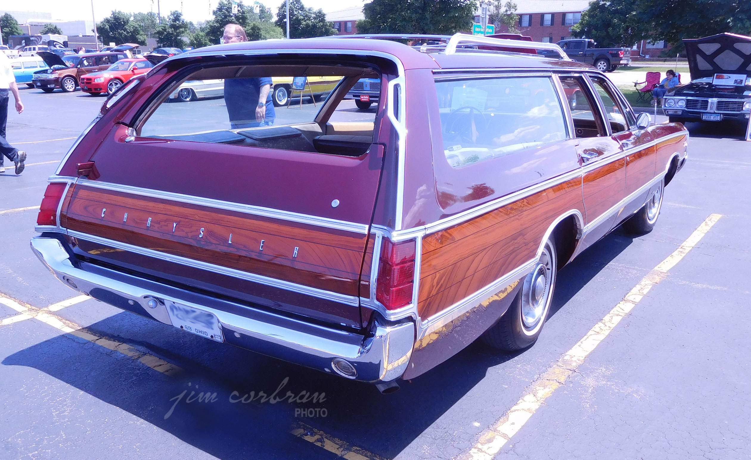 RealRides of WNY - 1969 Chrysler T&C