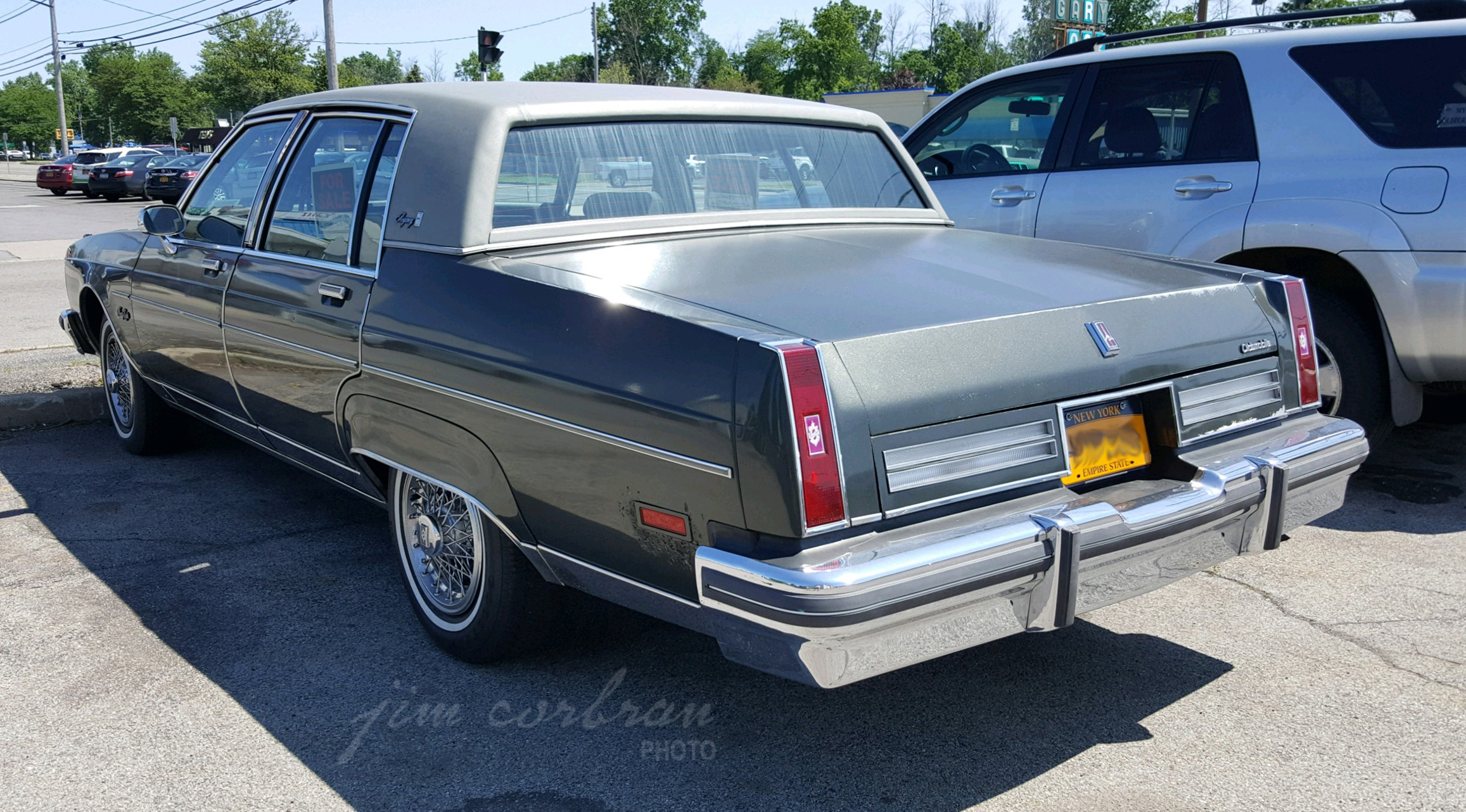 RealRides of WNY - 1984 Oldsmobile