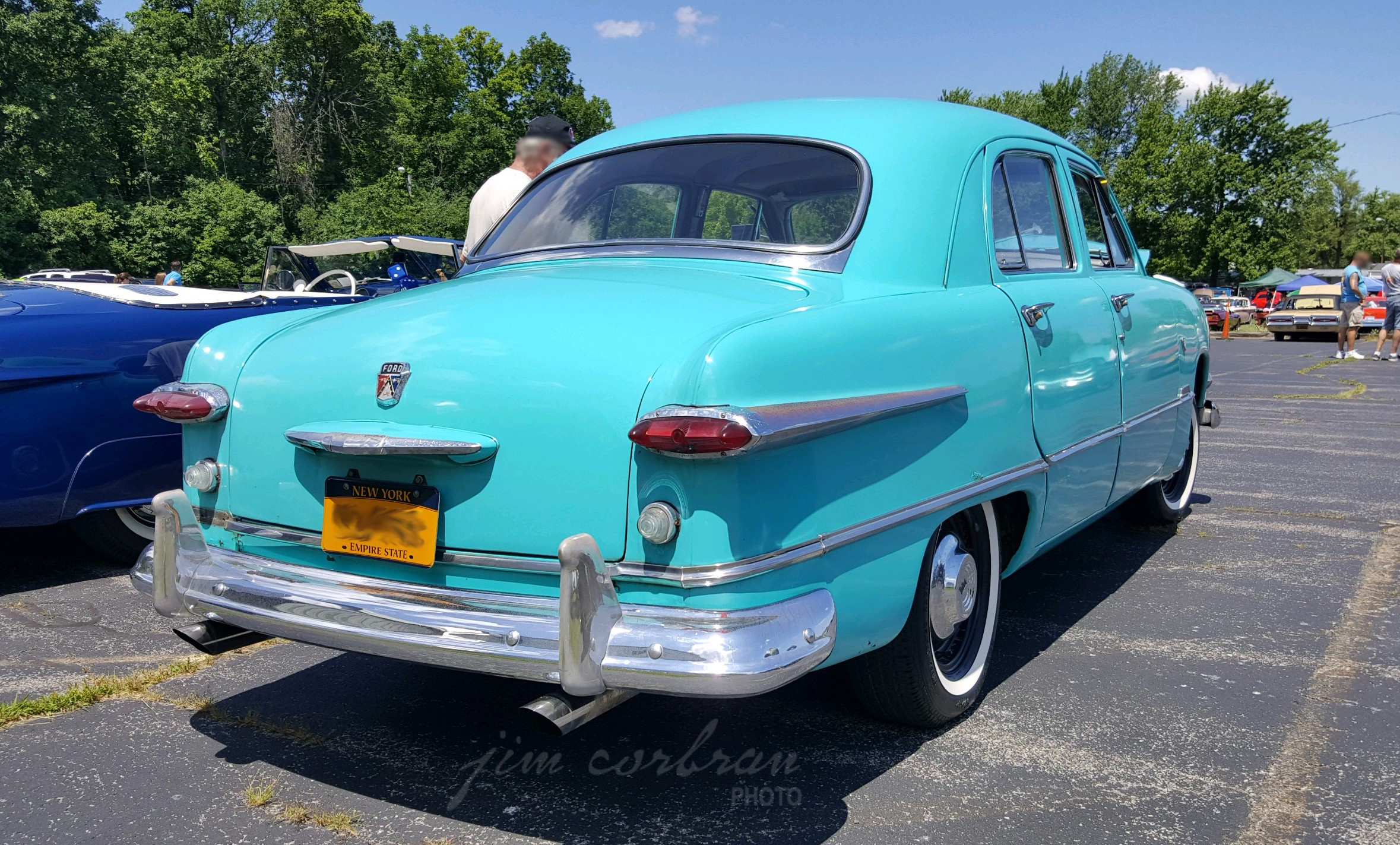 RealRides of WNY - 1951 Ford