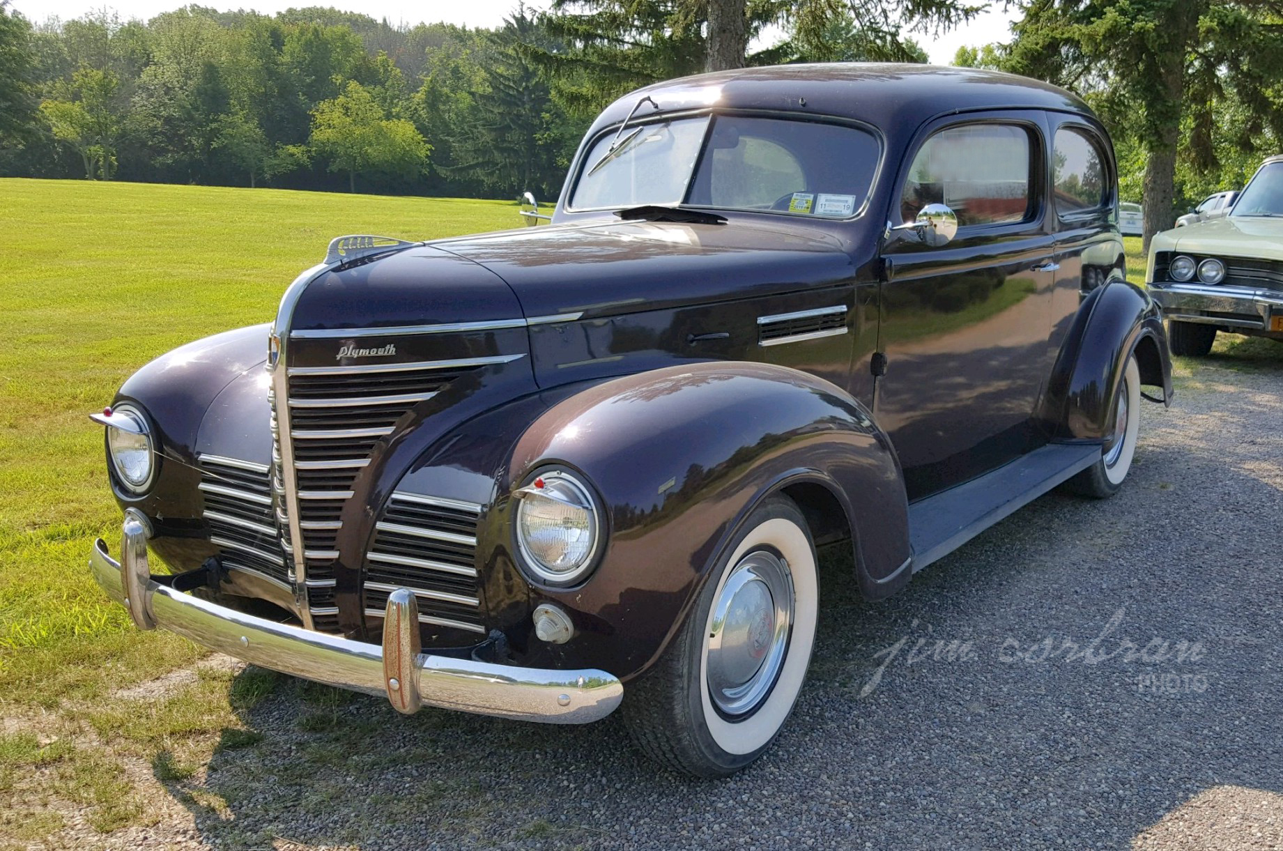 RealRides of WNY - 1939 Plymouth