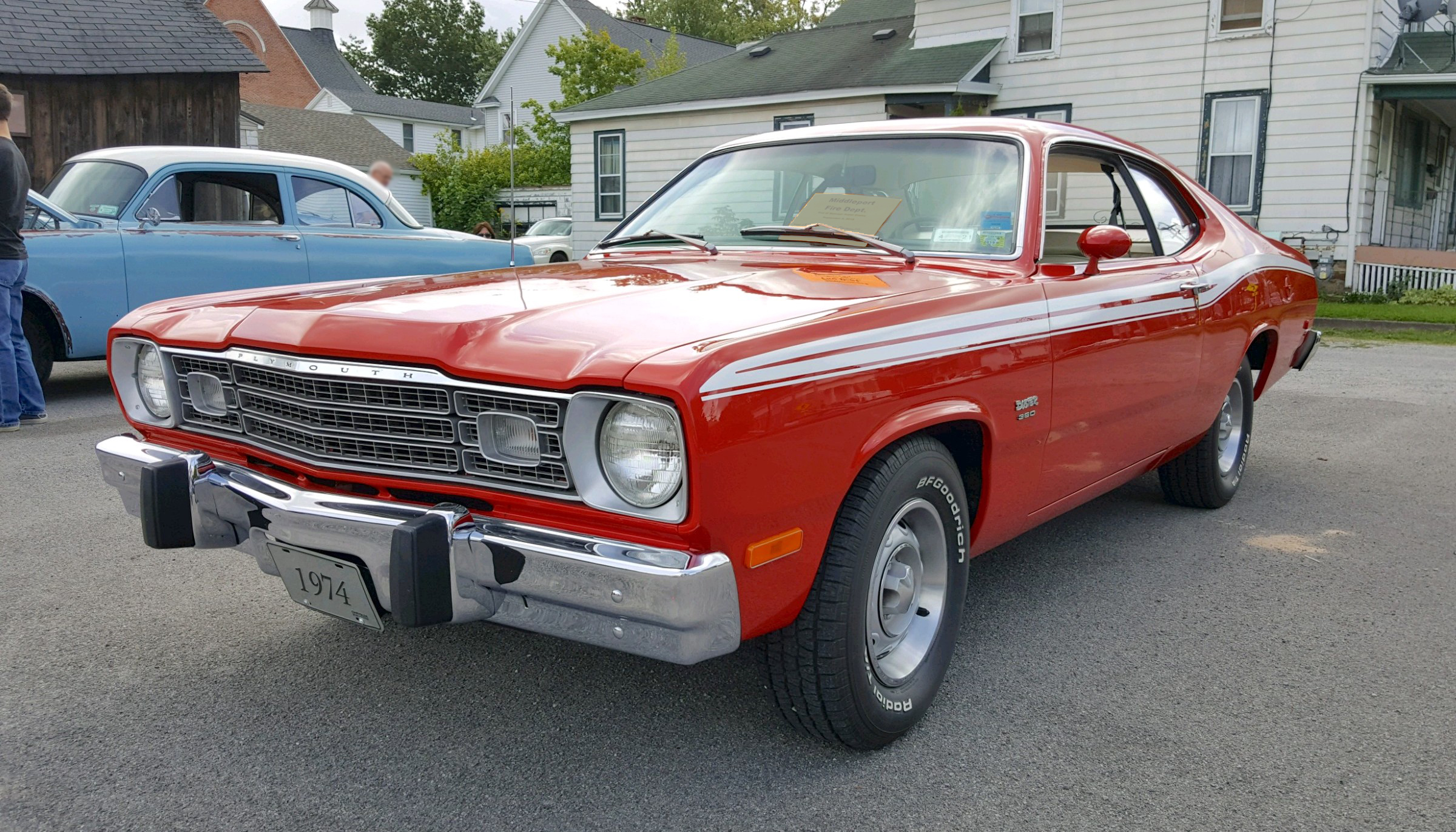 RealRides of WNY - 1974 Duster 360