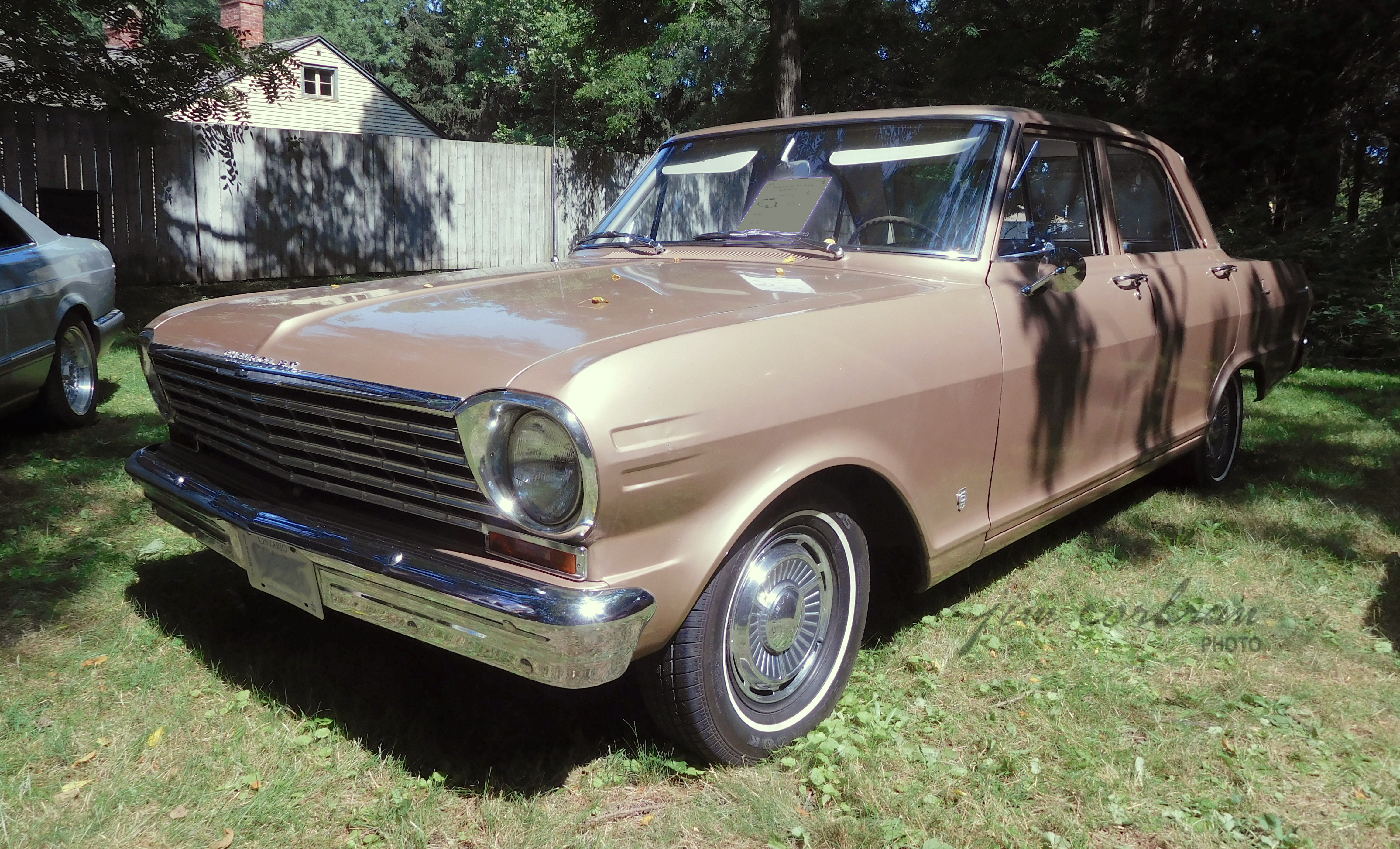 RealRides of WNY - 1962 Chevy II