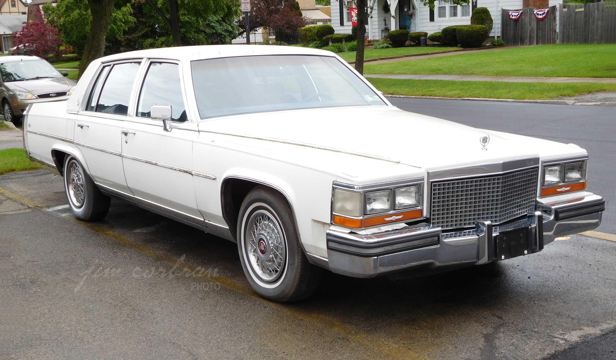 RealRides of WNY - 1988 Fleetwood Brougham