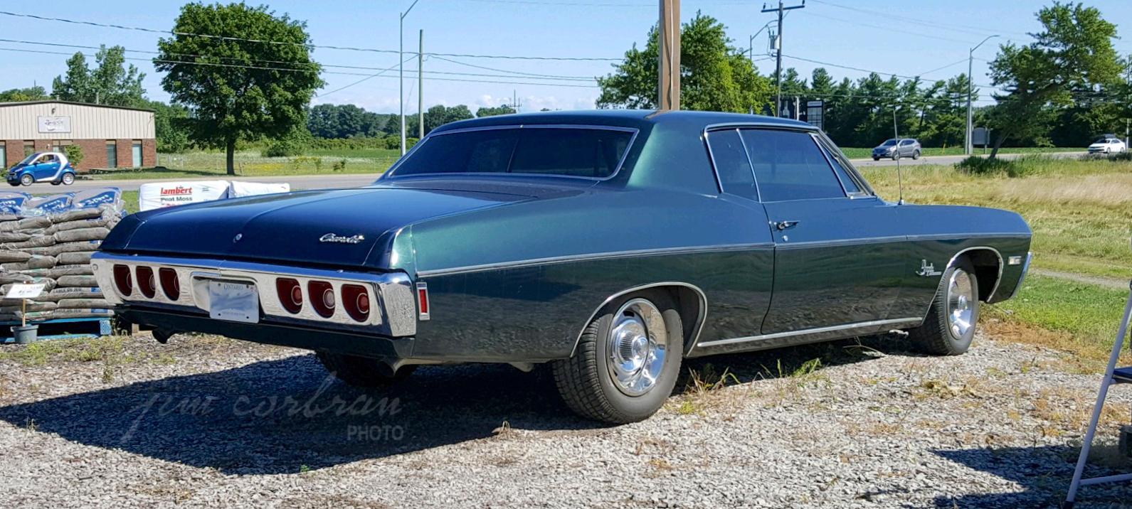 Kelebihan Impala 1968 Spesifikasi