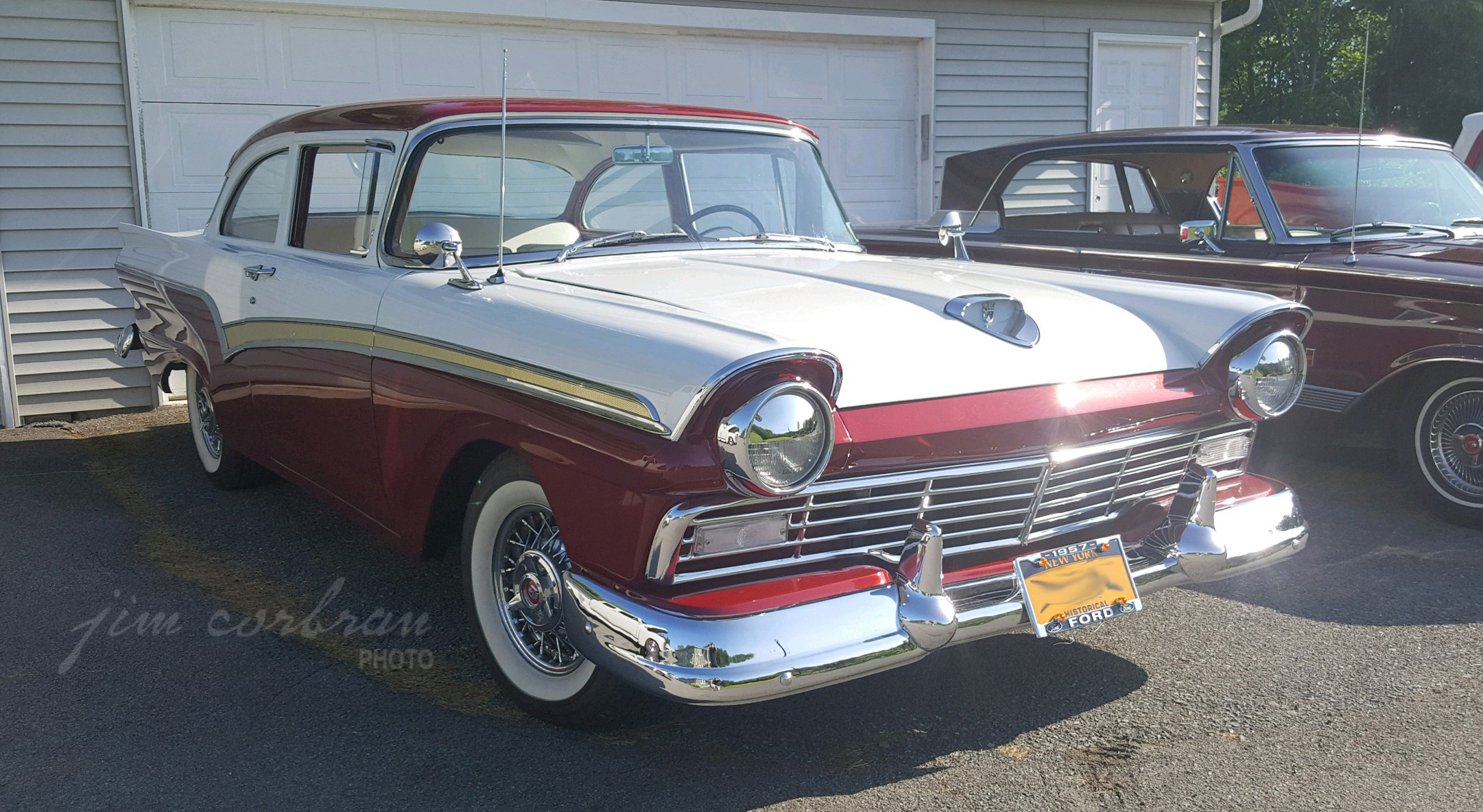 RealRides of WNY - 1957 Ford