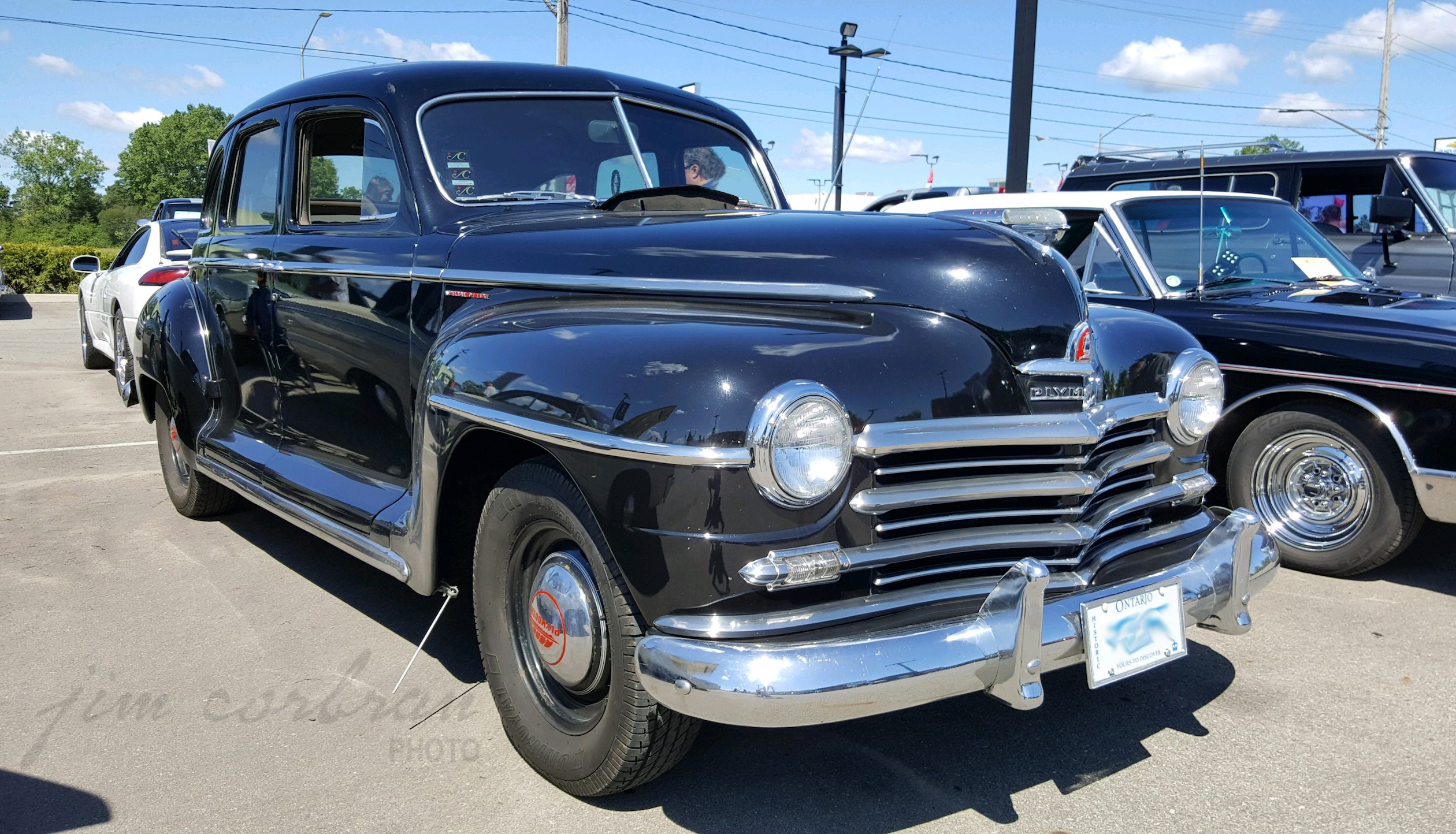 RealRides of WNY - 1947 Plymouth