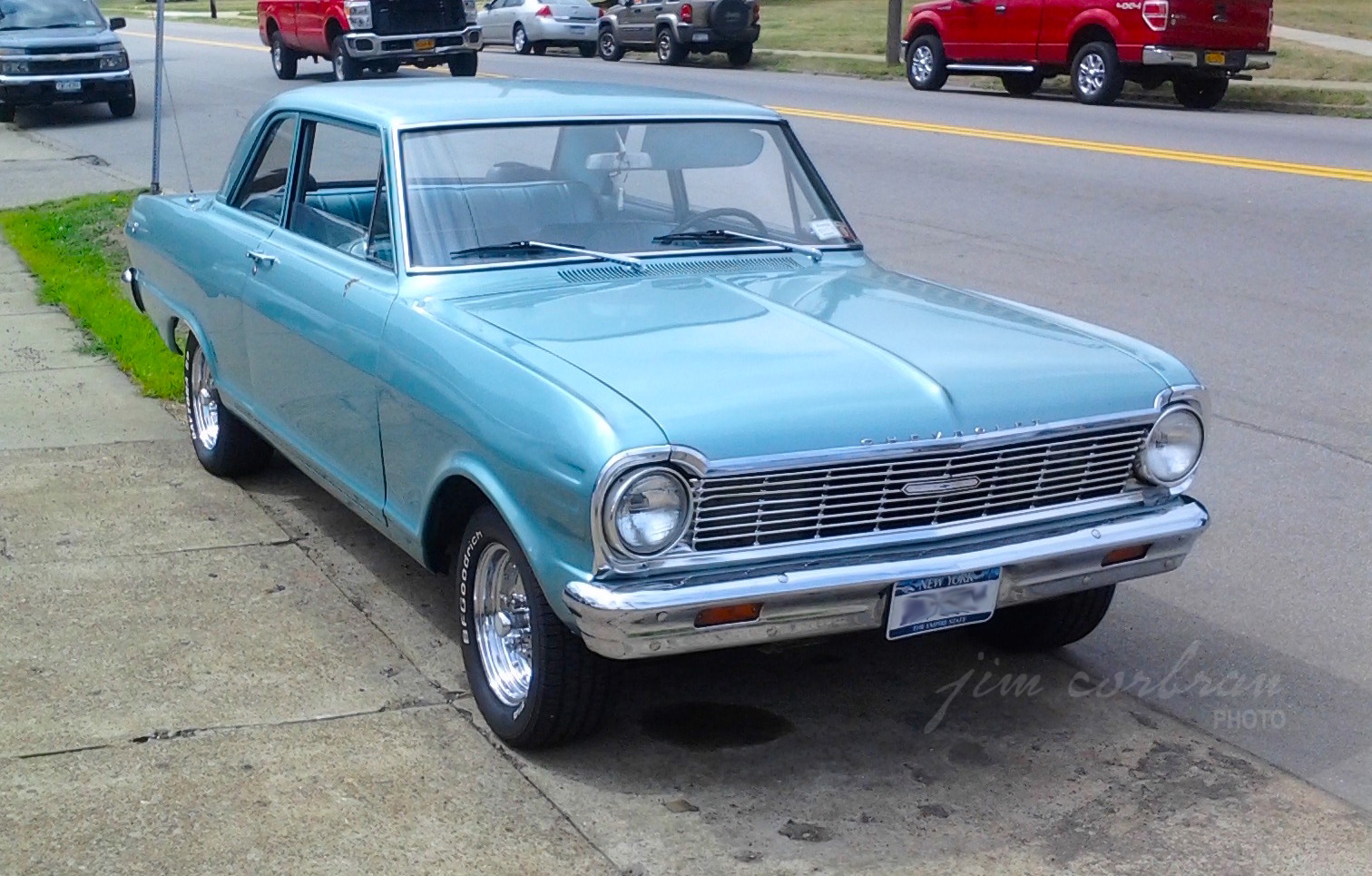 RealRides of WNY - 1965 Chevy II