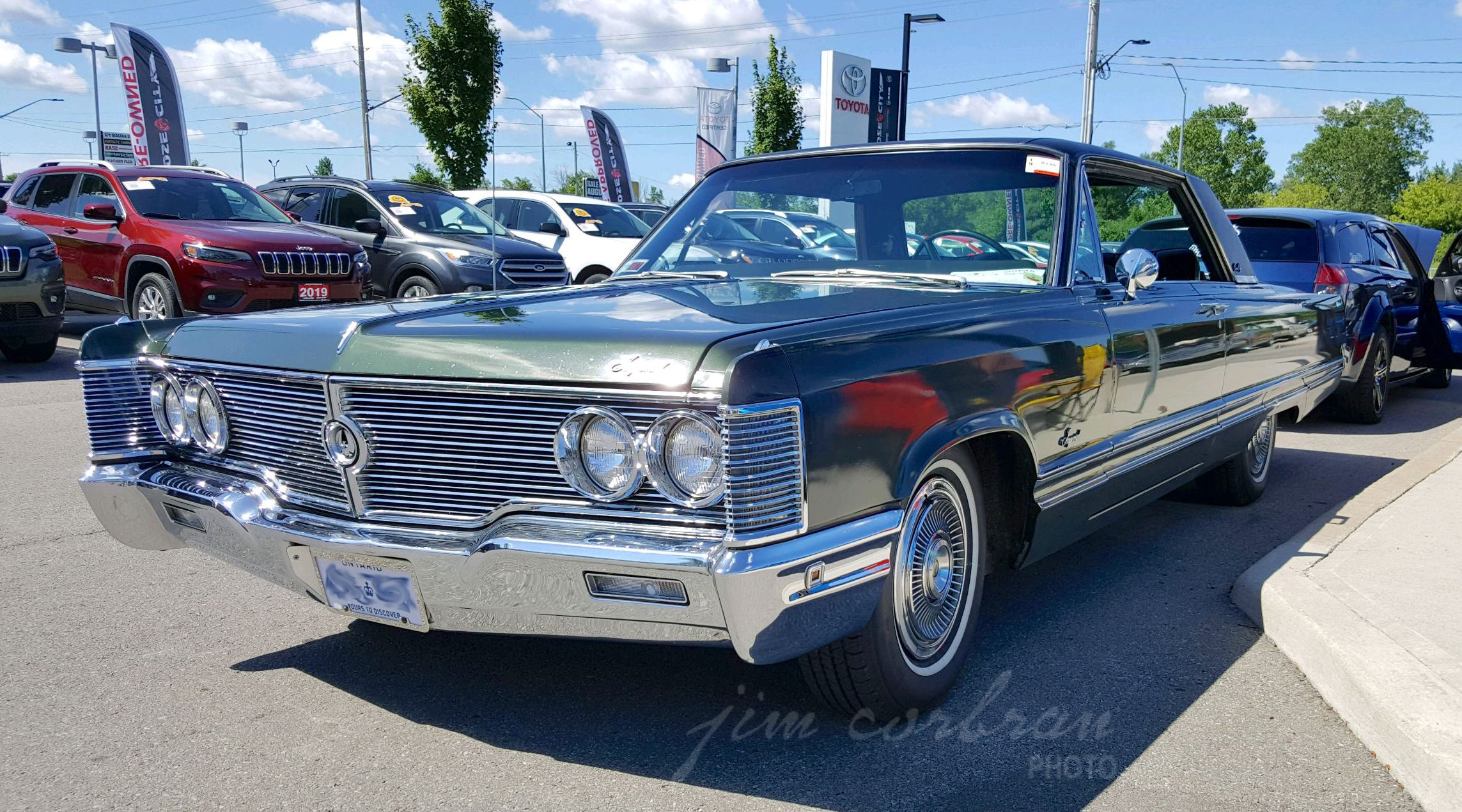 RealRides of WNY - 1968 Imperial