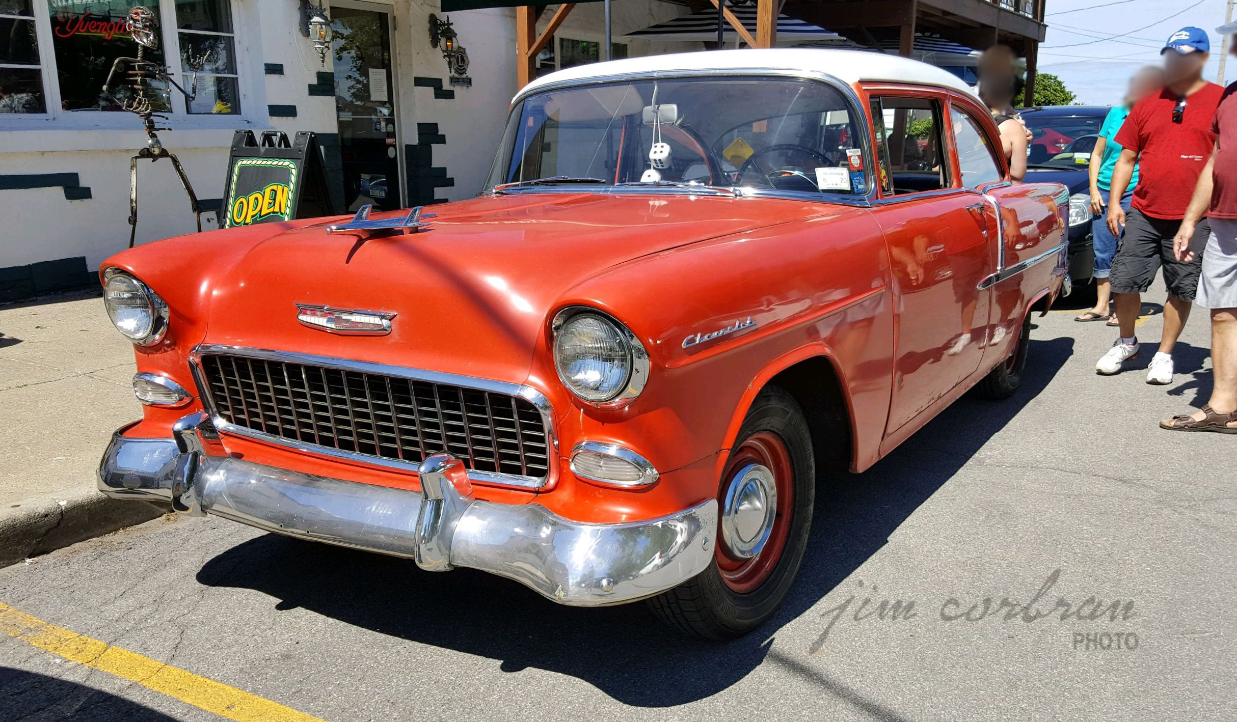 RealRides of WNY - 1955 Chevy