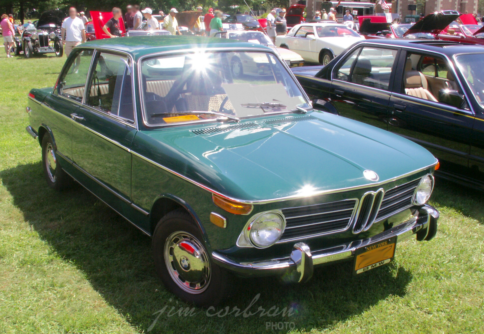 RealRides of WNY (on the road) - 1972 BMW