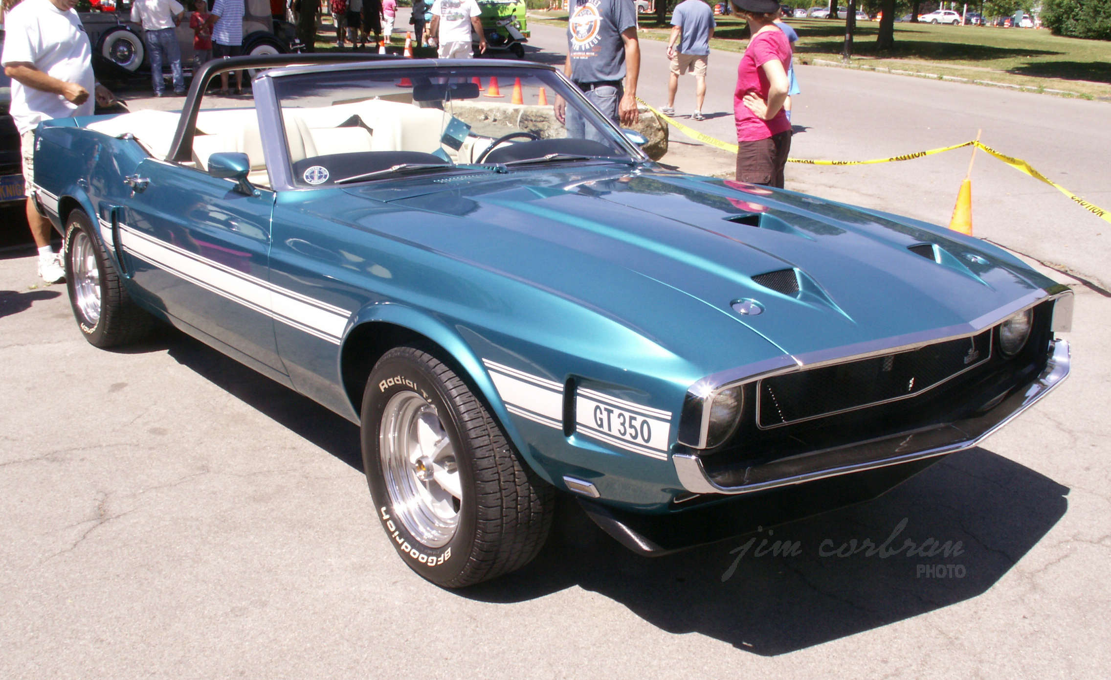 RealRides of WNY - 1969 Shelby GT350
