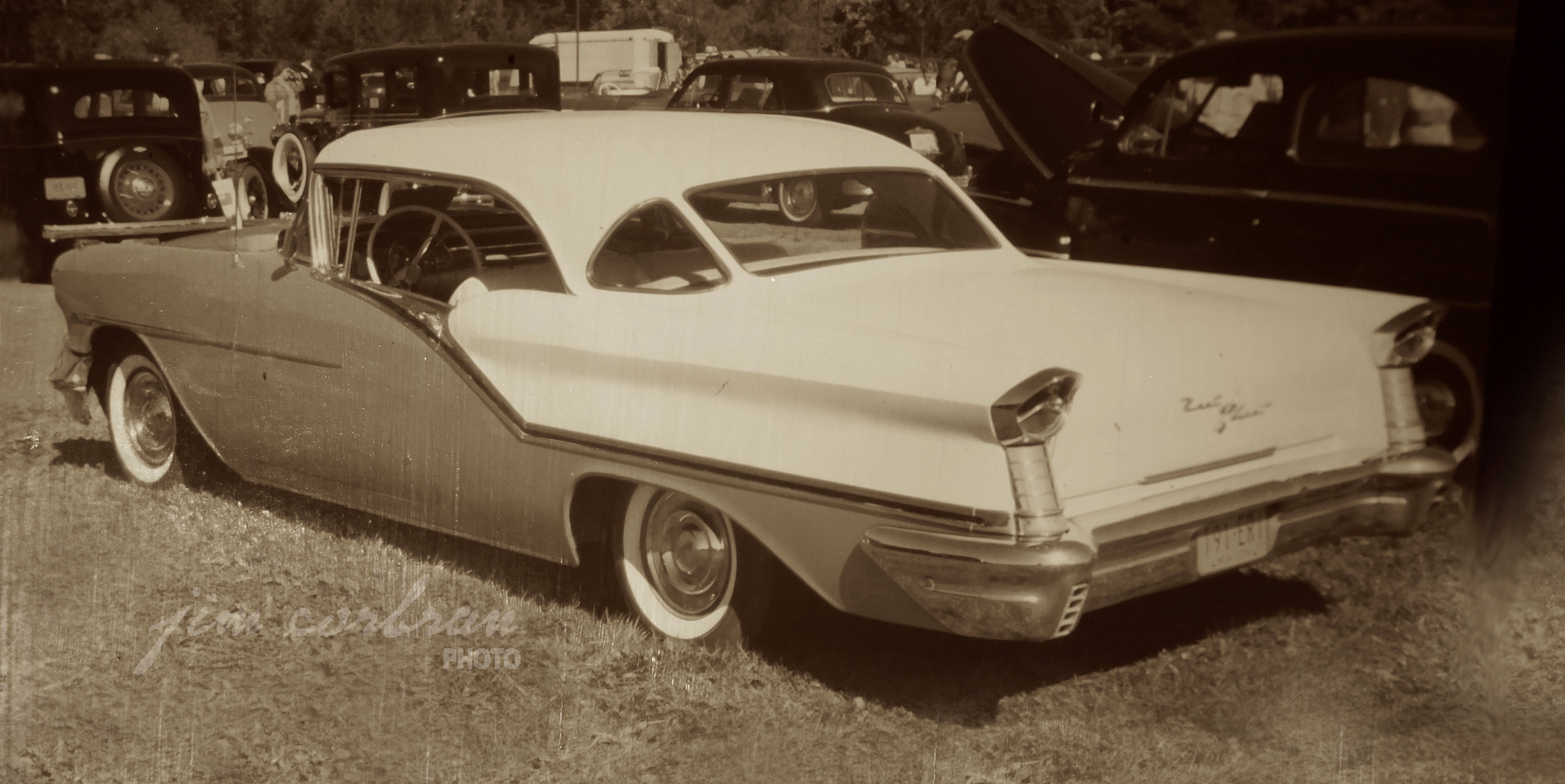 RealRides of WNY - 1957 Oldsmobile