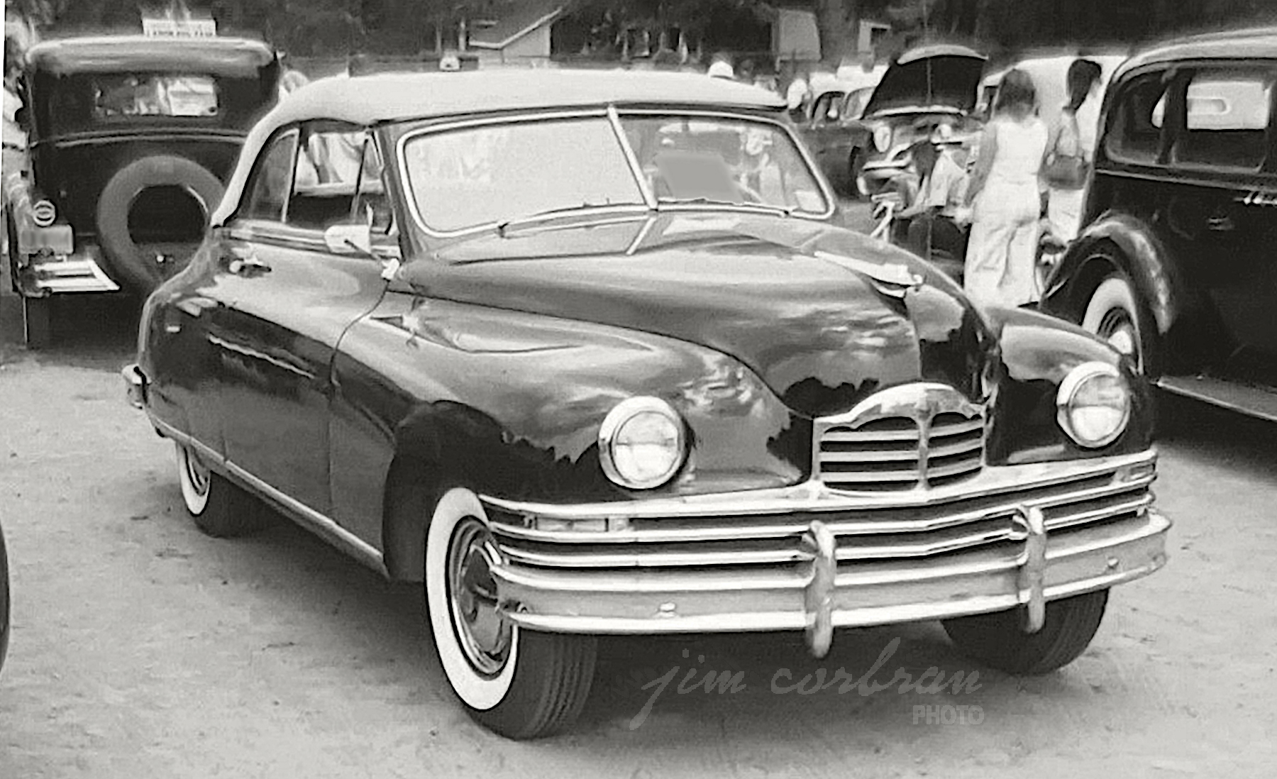 RealRides of WNY - 1948 Packard