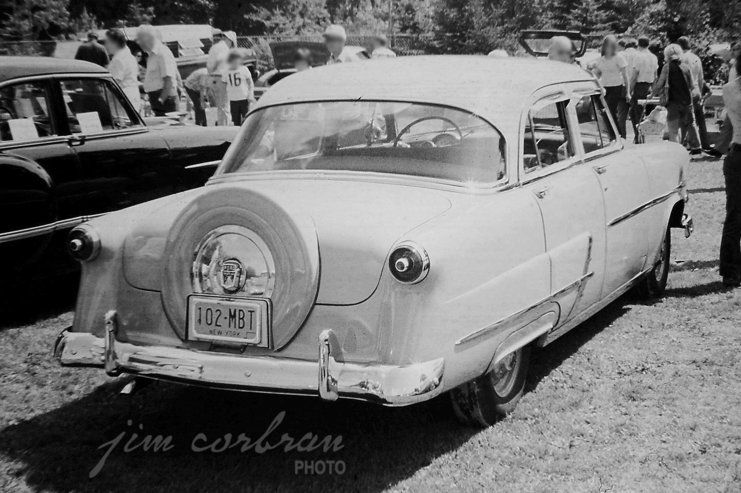 RealRides of WNY - 1953 Ford