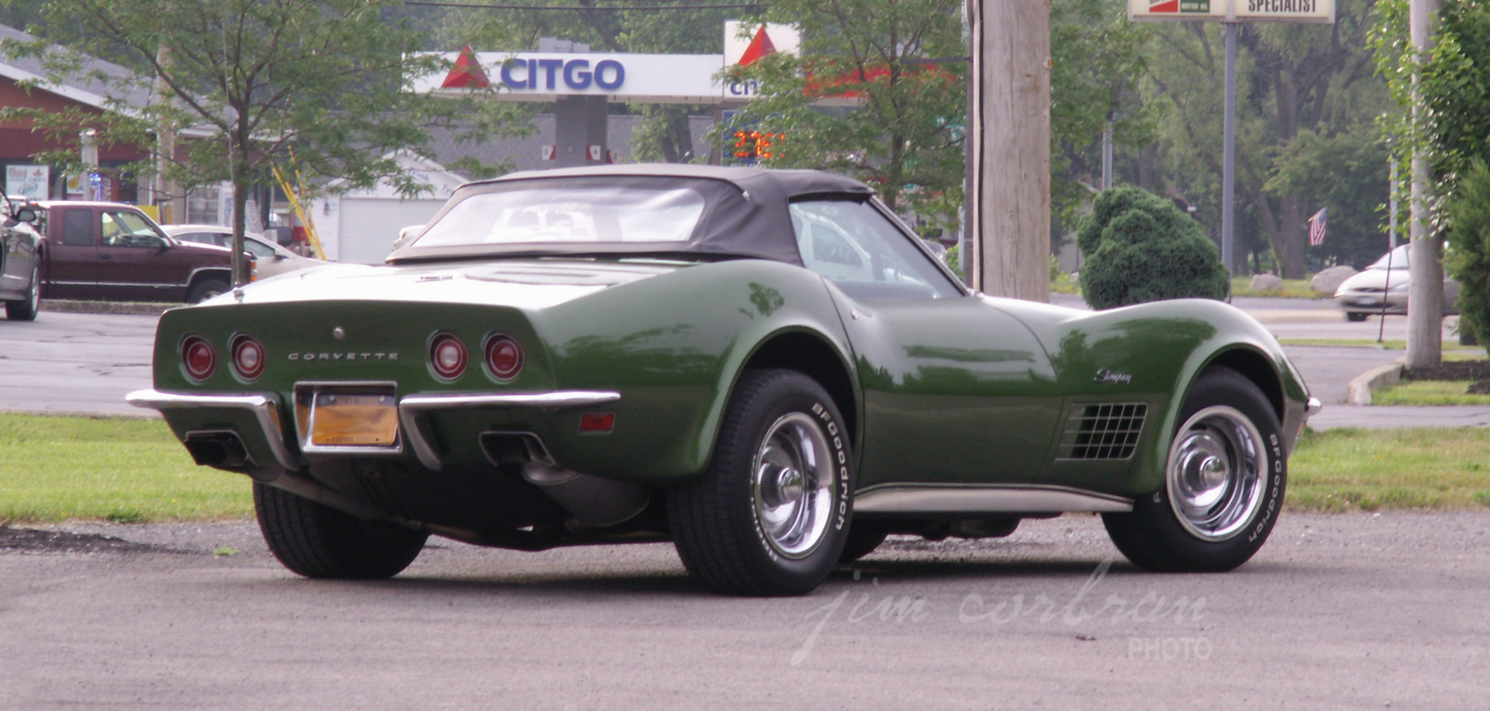 RealRides of WNY - c1971 Stingray