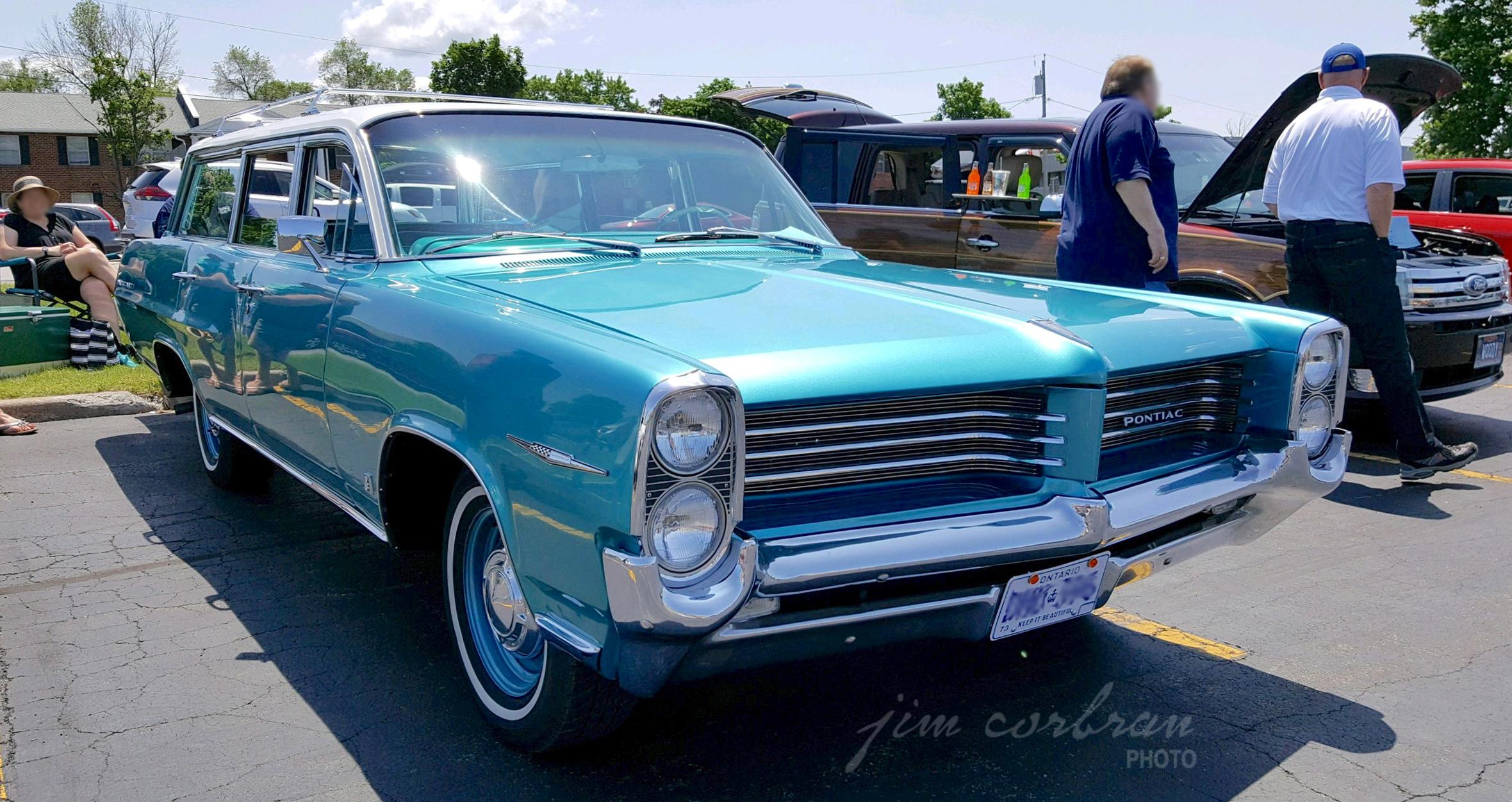 Realrides Of Wny 1964 Pontiac