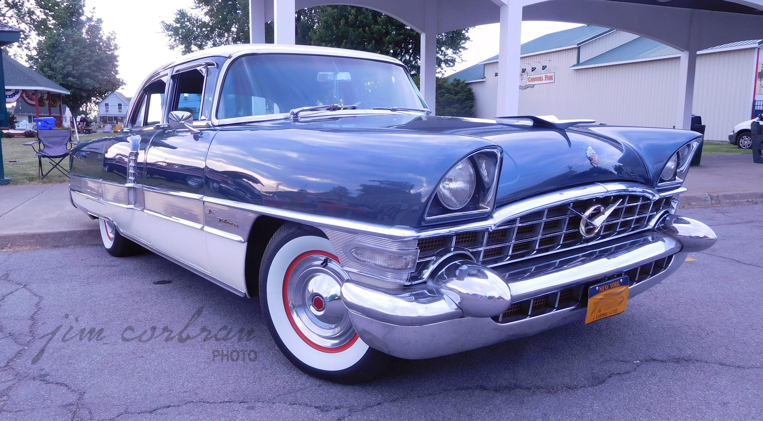 RealRides of WNY - 1956 Packard