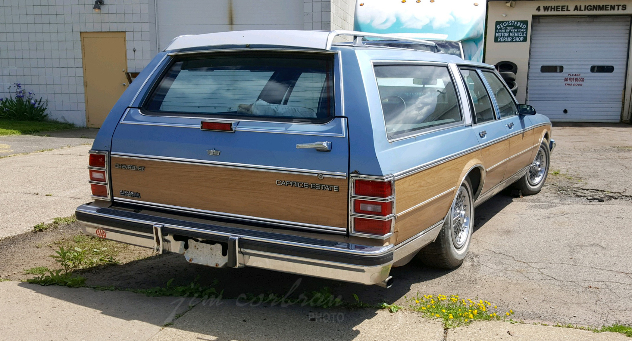 RealRides of WNY - 1988 Caprice