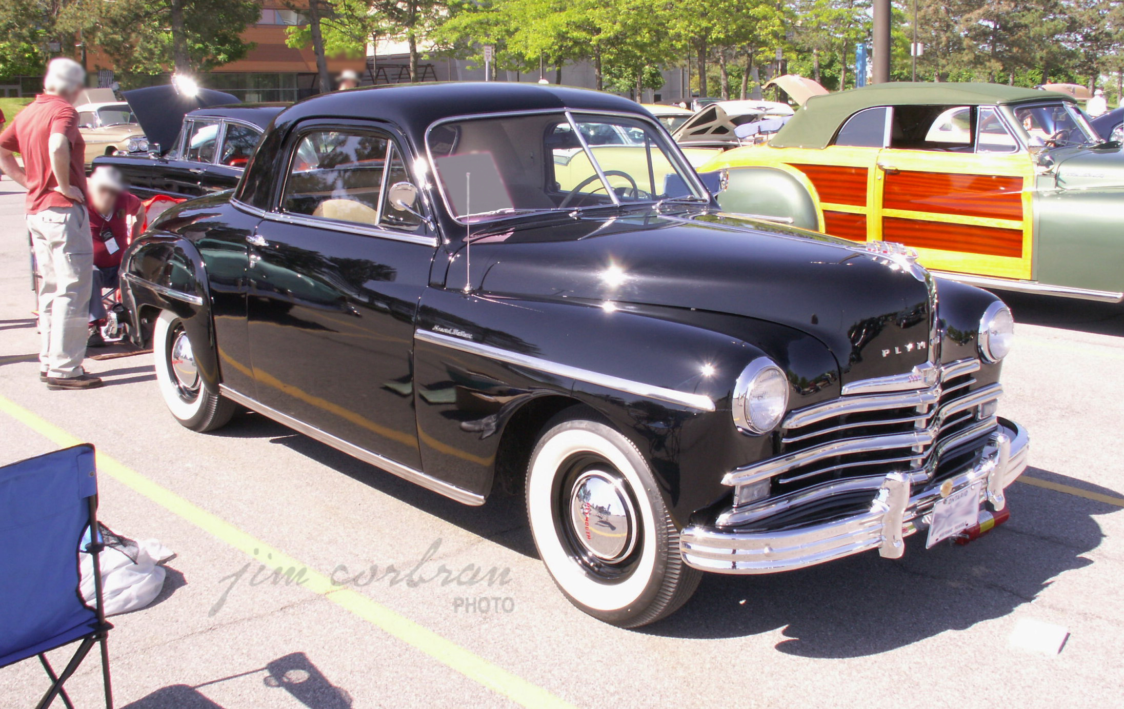 RealRides of WNY - 1949 Plymouth