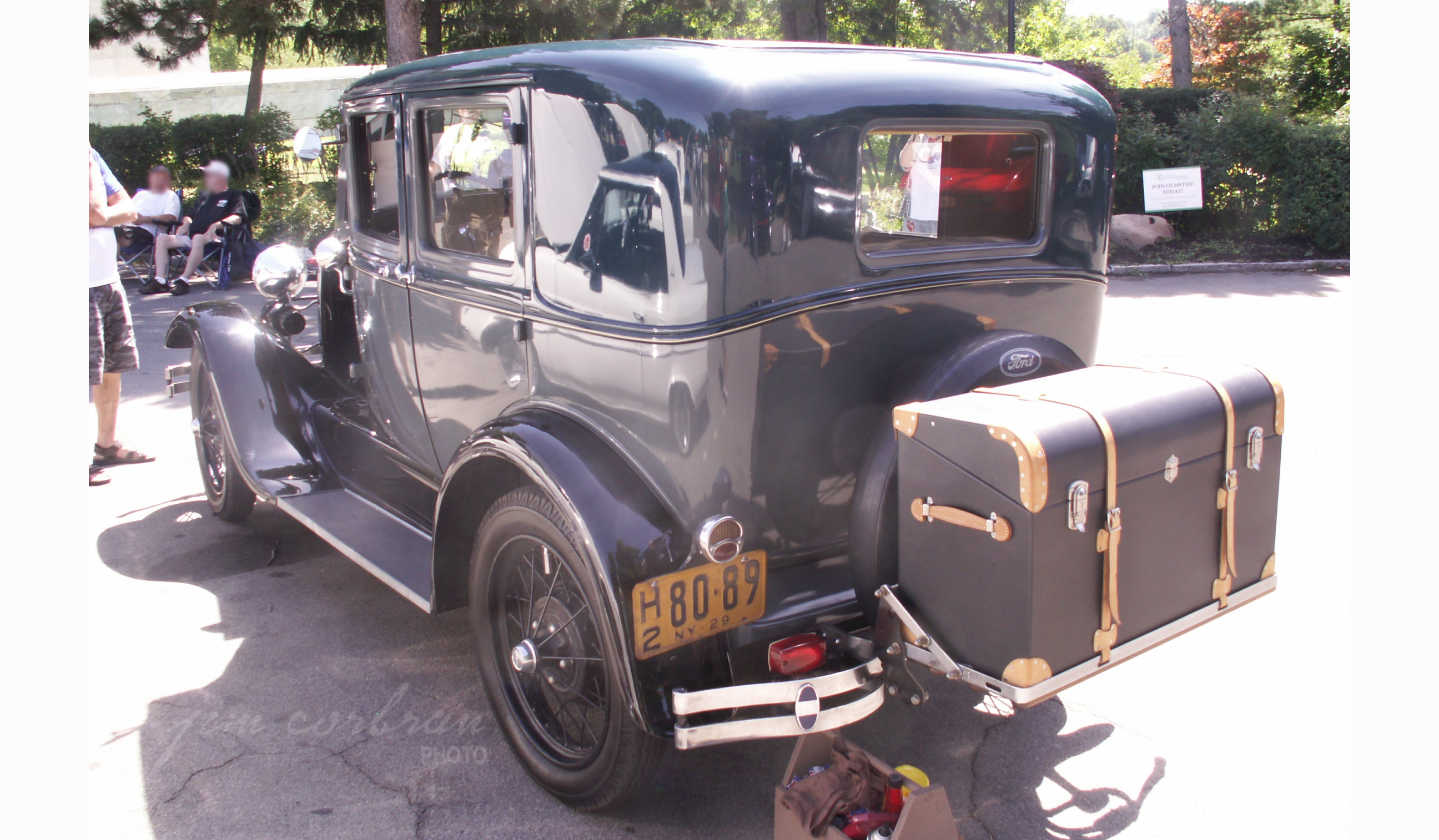 RealRides of WNY - 1929 Ford