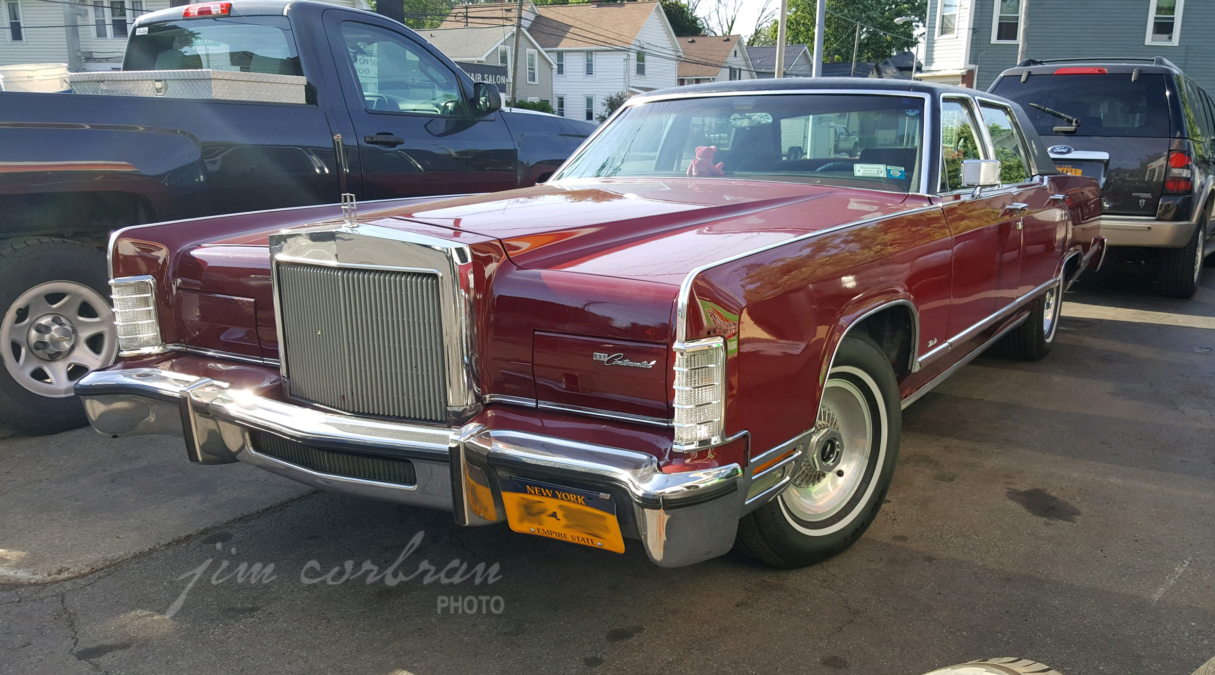 RealRides of WNY - 1978 Lincoln