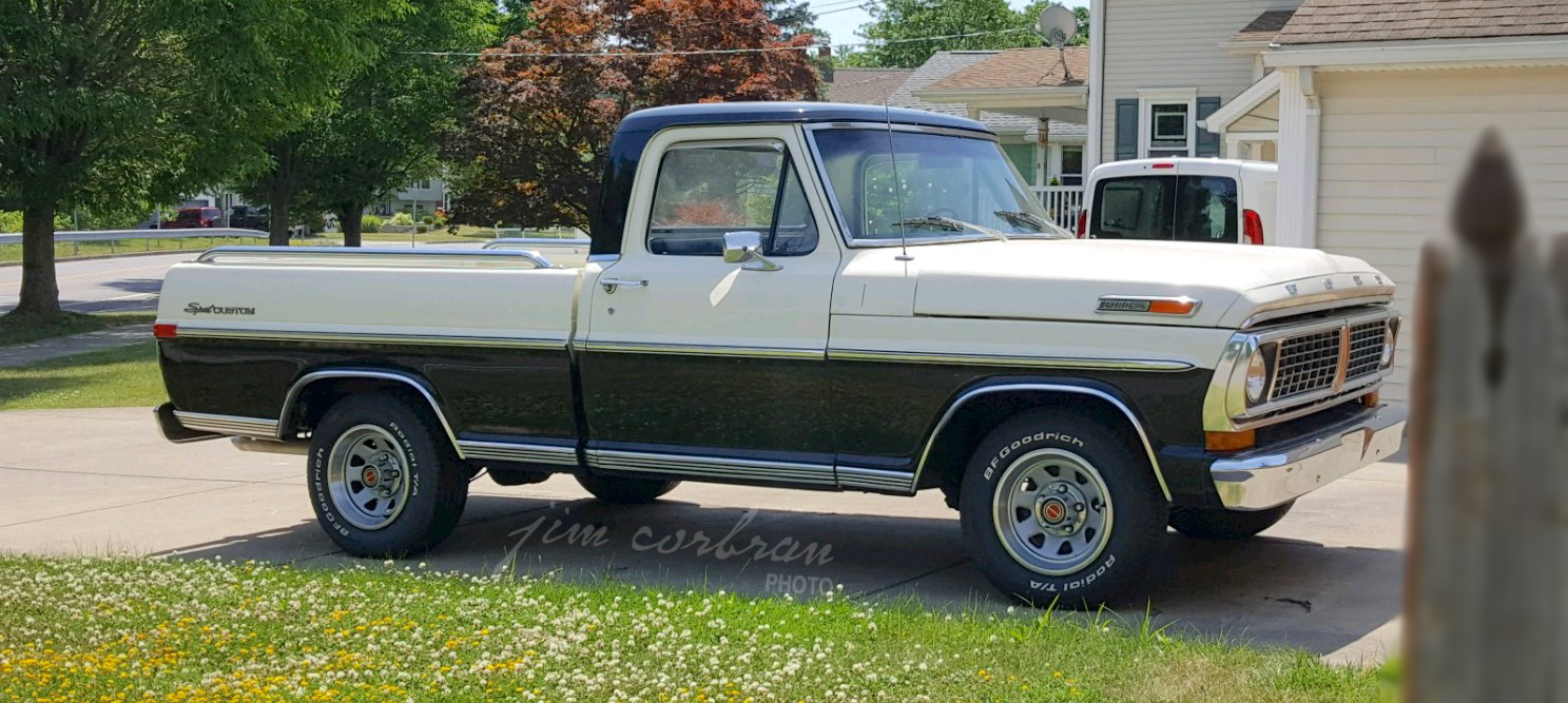 RealRides of WNY - 1970 Ford F-100