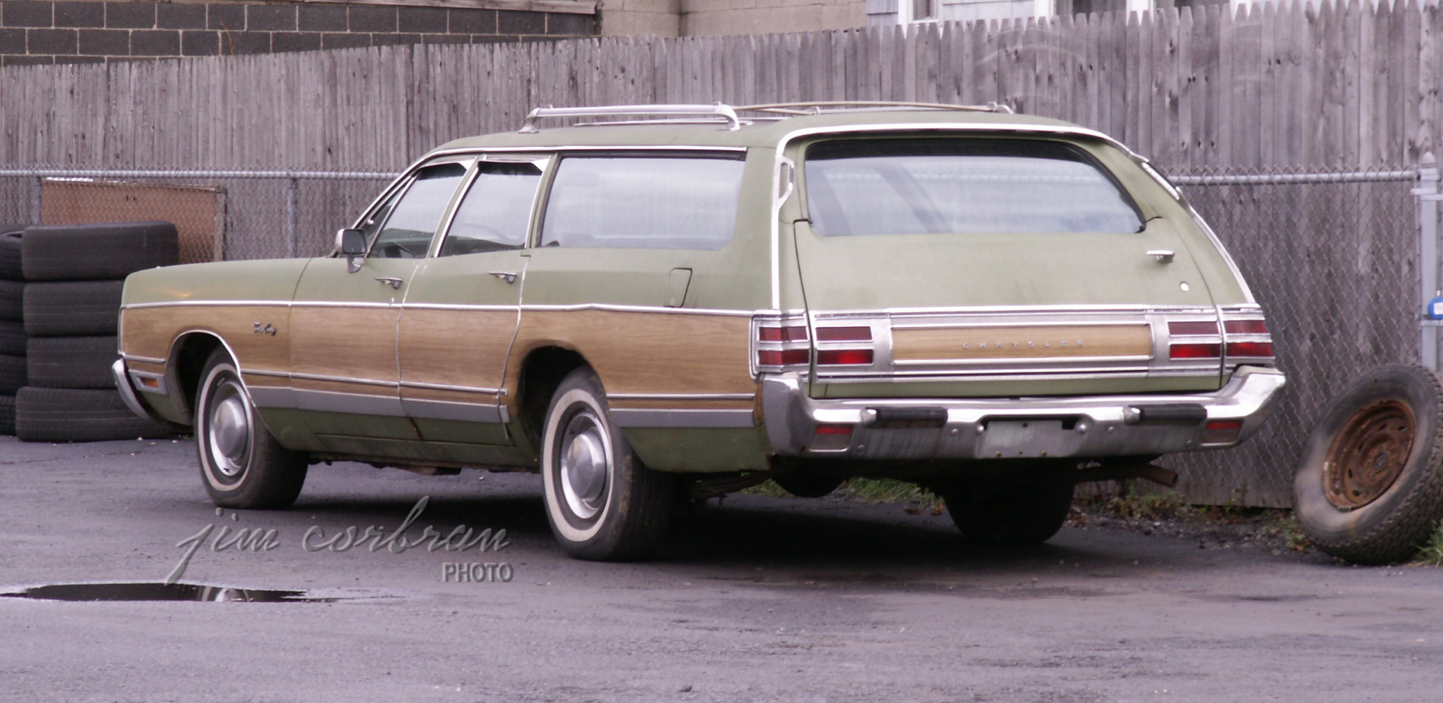 RealRides of WNY - 1973 Town & Country