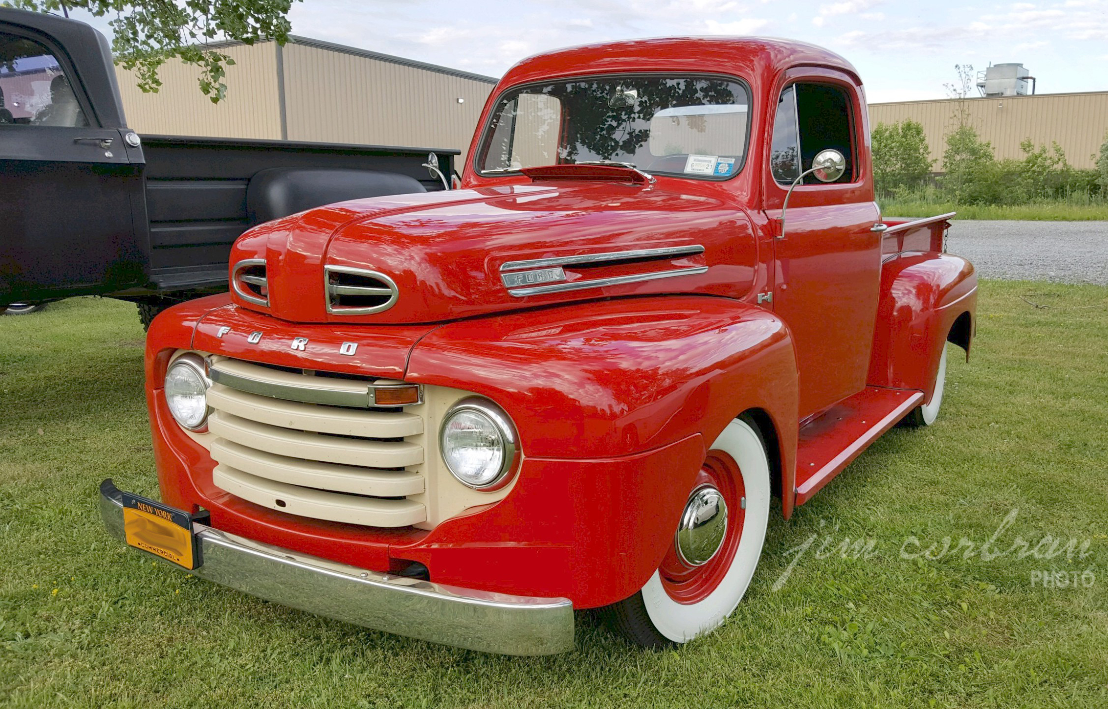 RealRides of WNY - 1949 Ford F-1