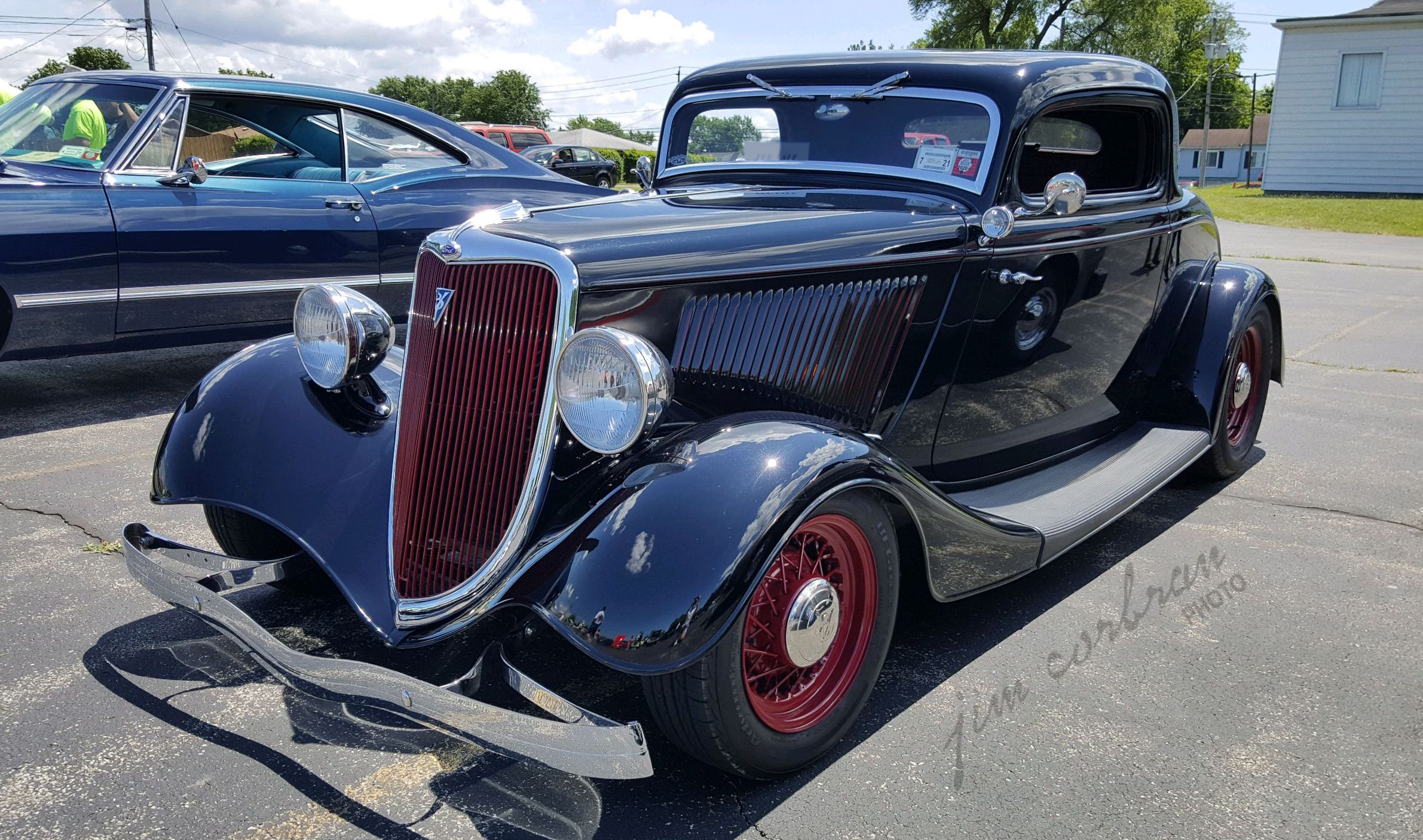 RealRides of WNY - 1934 Ford